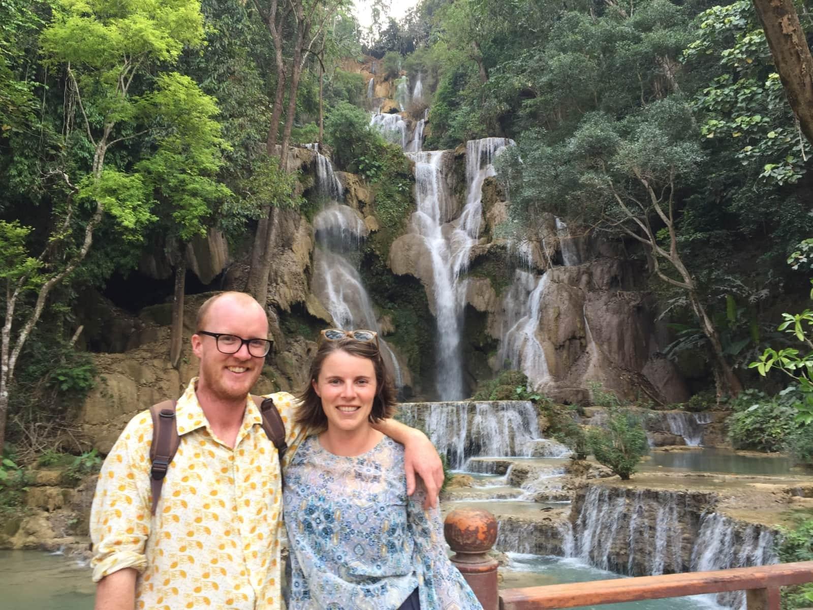 Bridget & Fabian from Warrnambool, Victoria, Australia