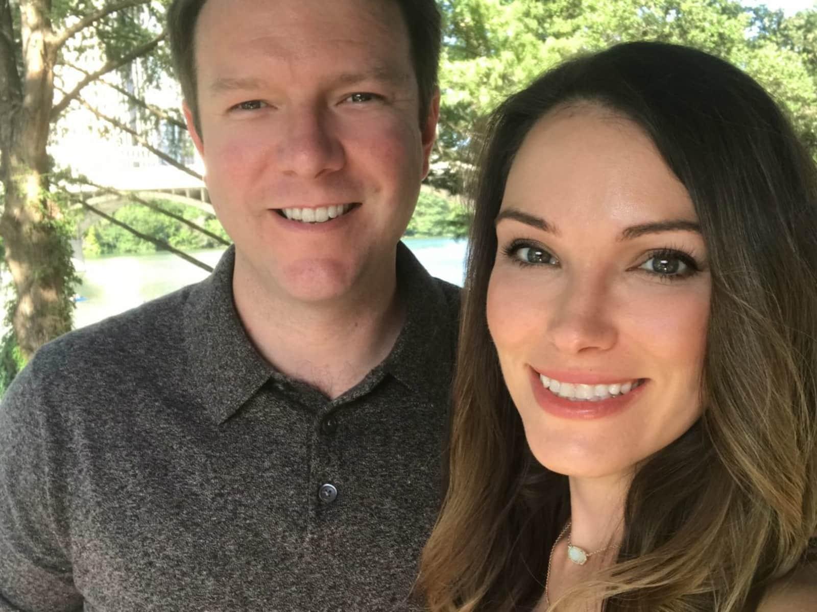 Danielle & Chris from Jenks, Oklahoma, United States
