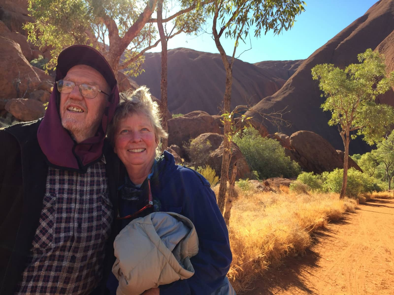 Jean & Michael from Atherton, Queensland, Australia