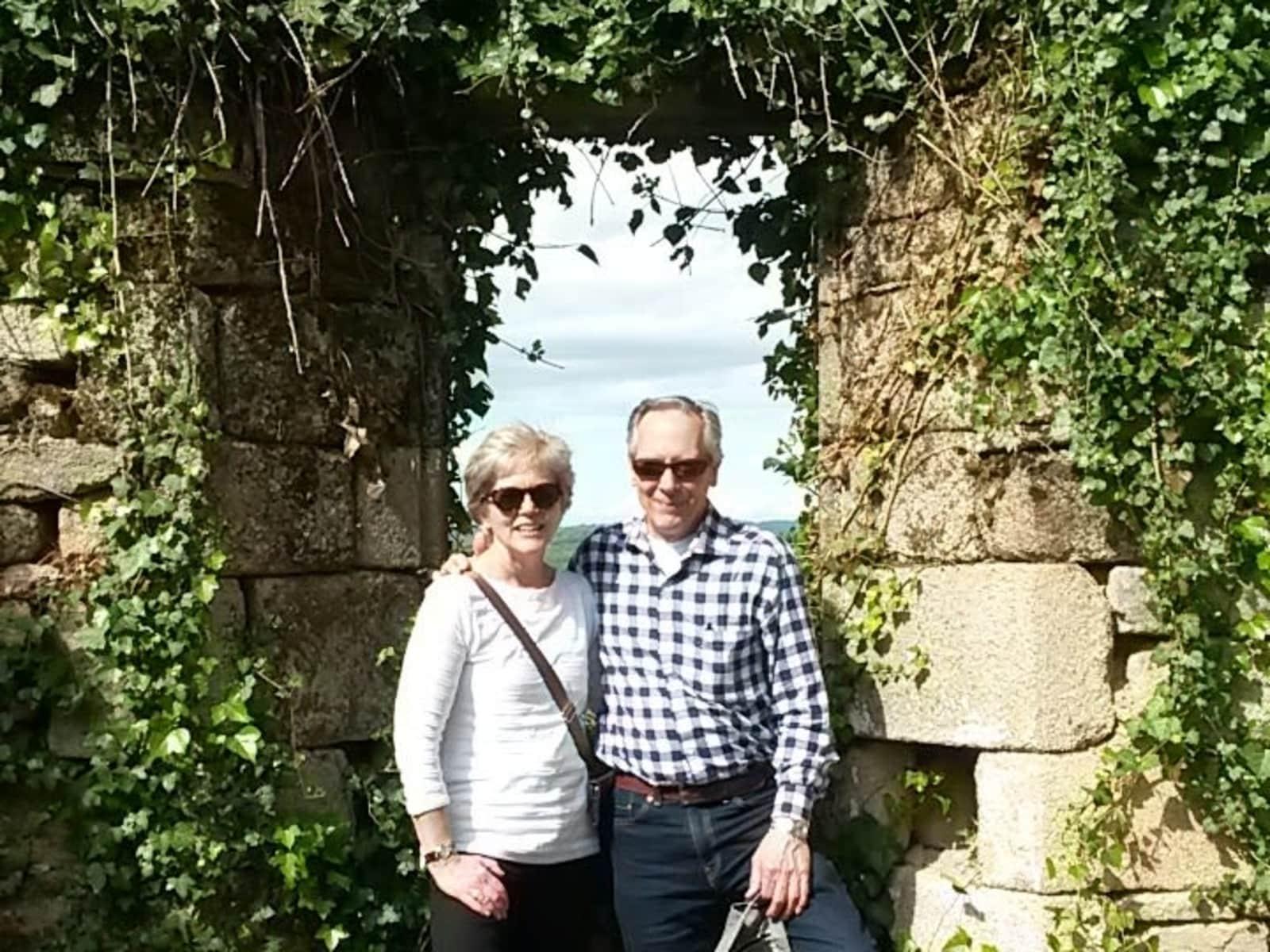 Barbara & Jim from Saint Paul, Minnesota, United States
