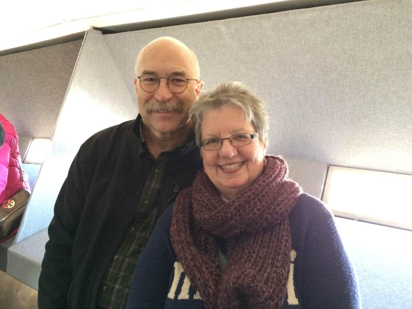 Sharon & Michael from North Charleston, South Carolina, United States