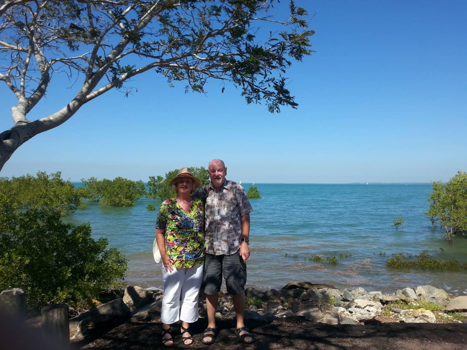 Richard & Linda from Mandurah, Western Australia, Australia