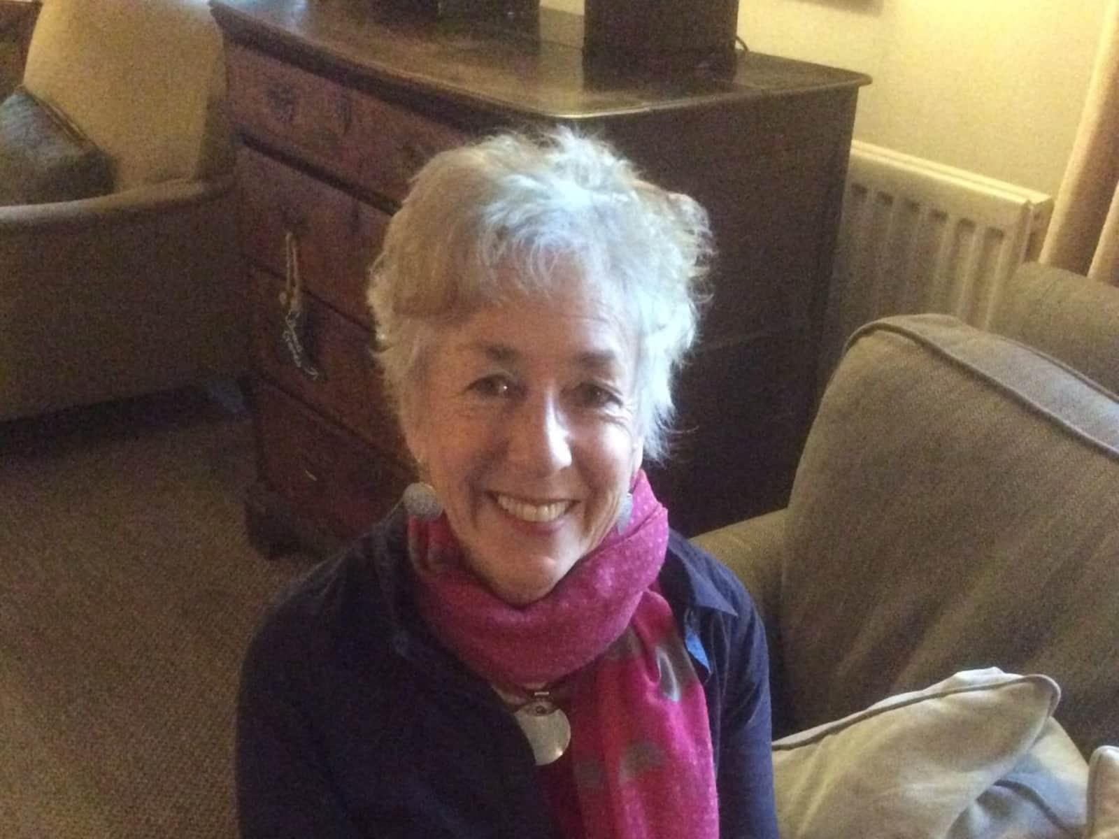 Patsy from Nailsworth, United Kingdom
