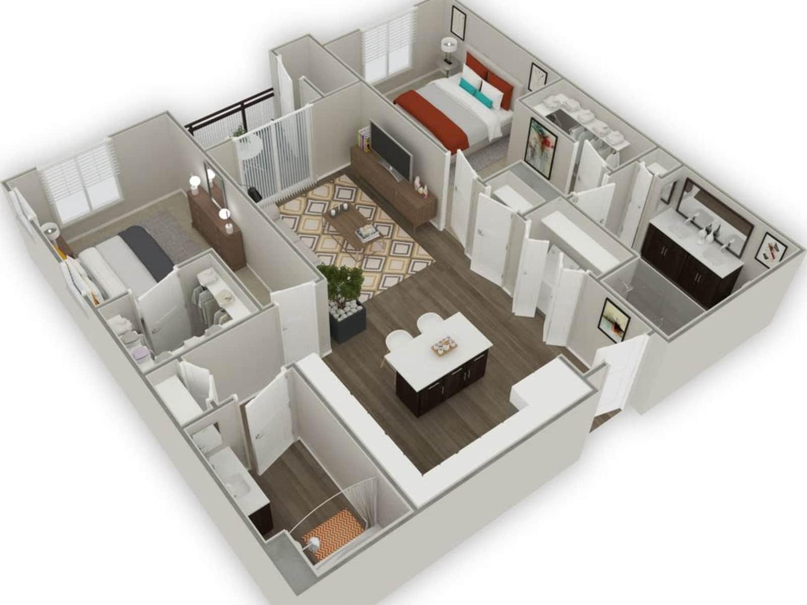 Housesitting assignment in Chandler, Arizona, United States