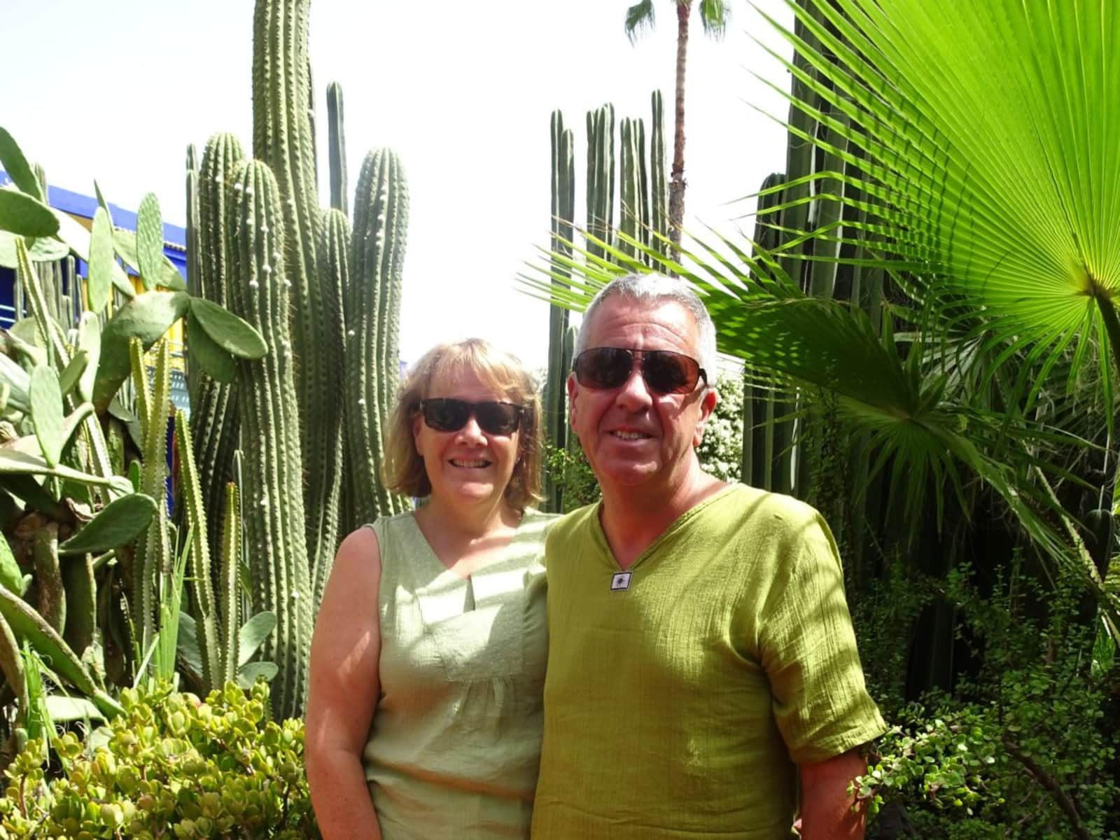 Julie & Philip from Leeds, United Kingdom