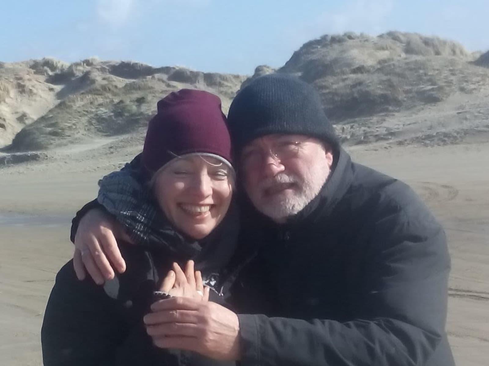 Ulla+john from Mannheim, Germany