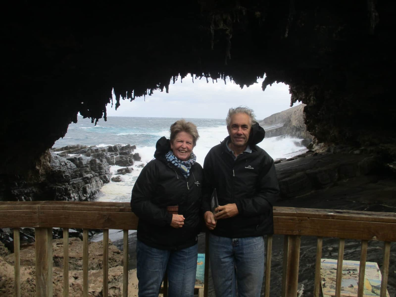 Jenny & Warren from Nambucca Heads, New South Wales, Australia