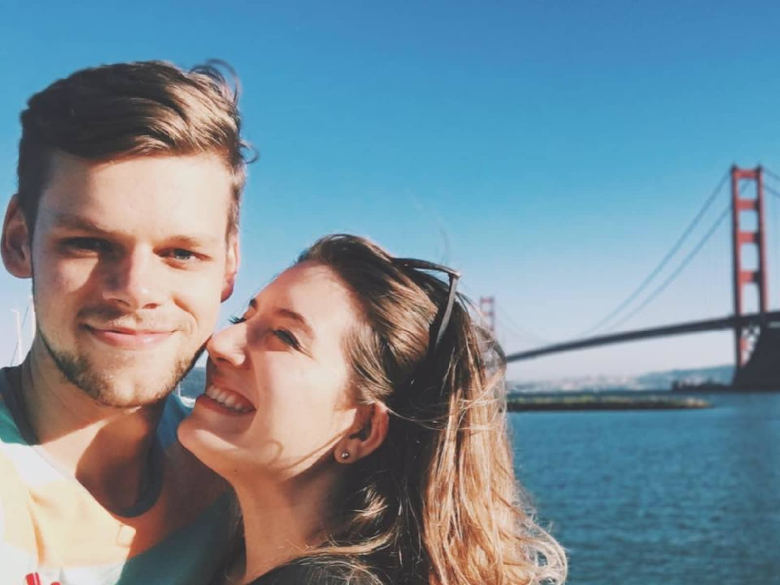 Isabele & Guilherme from Curitiba, Brazil