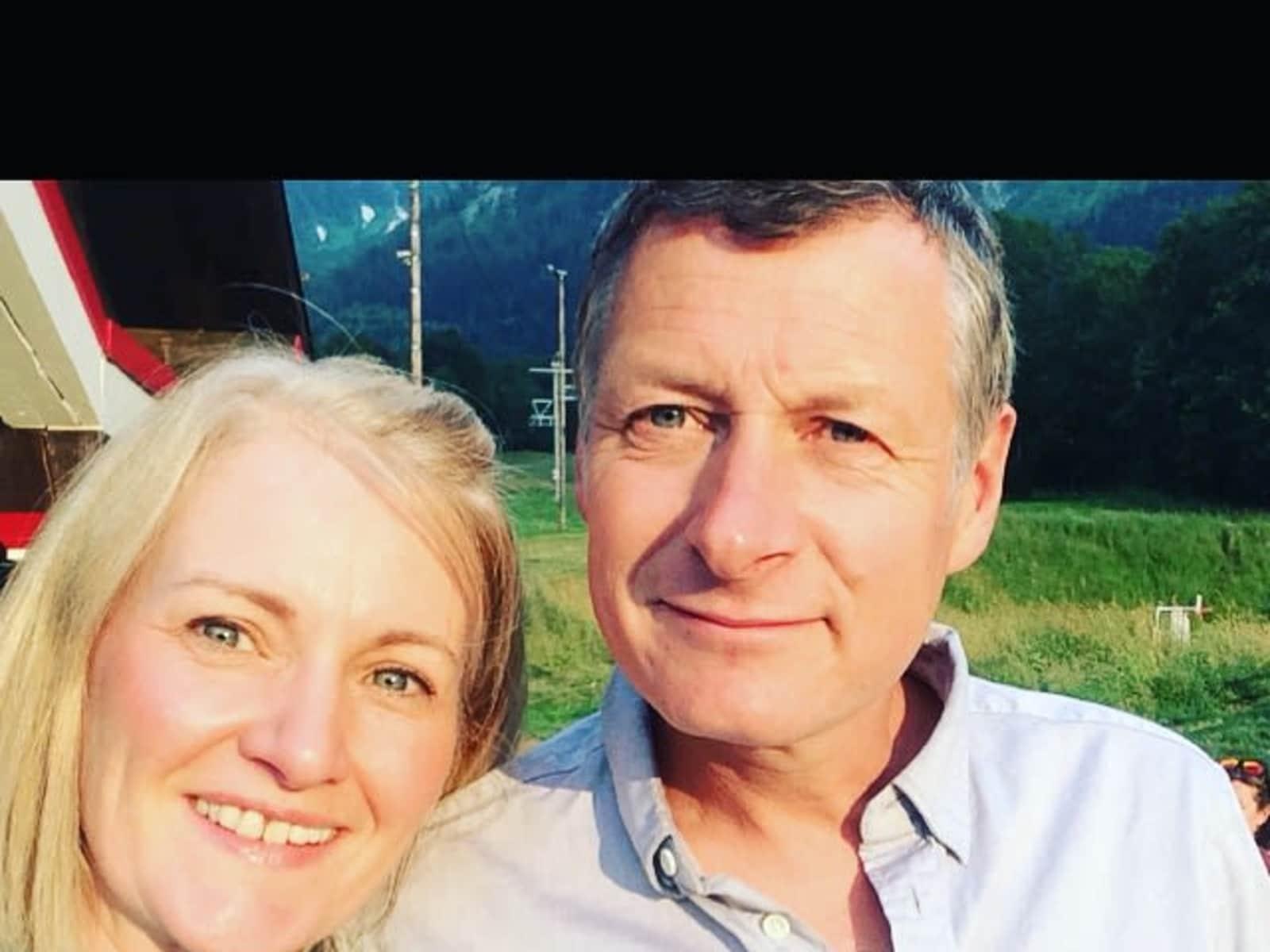 Paul & Emma from Chamonix-Mont-Blanc, France