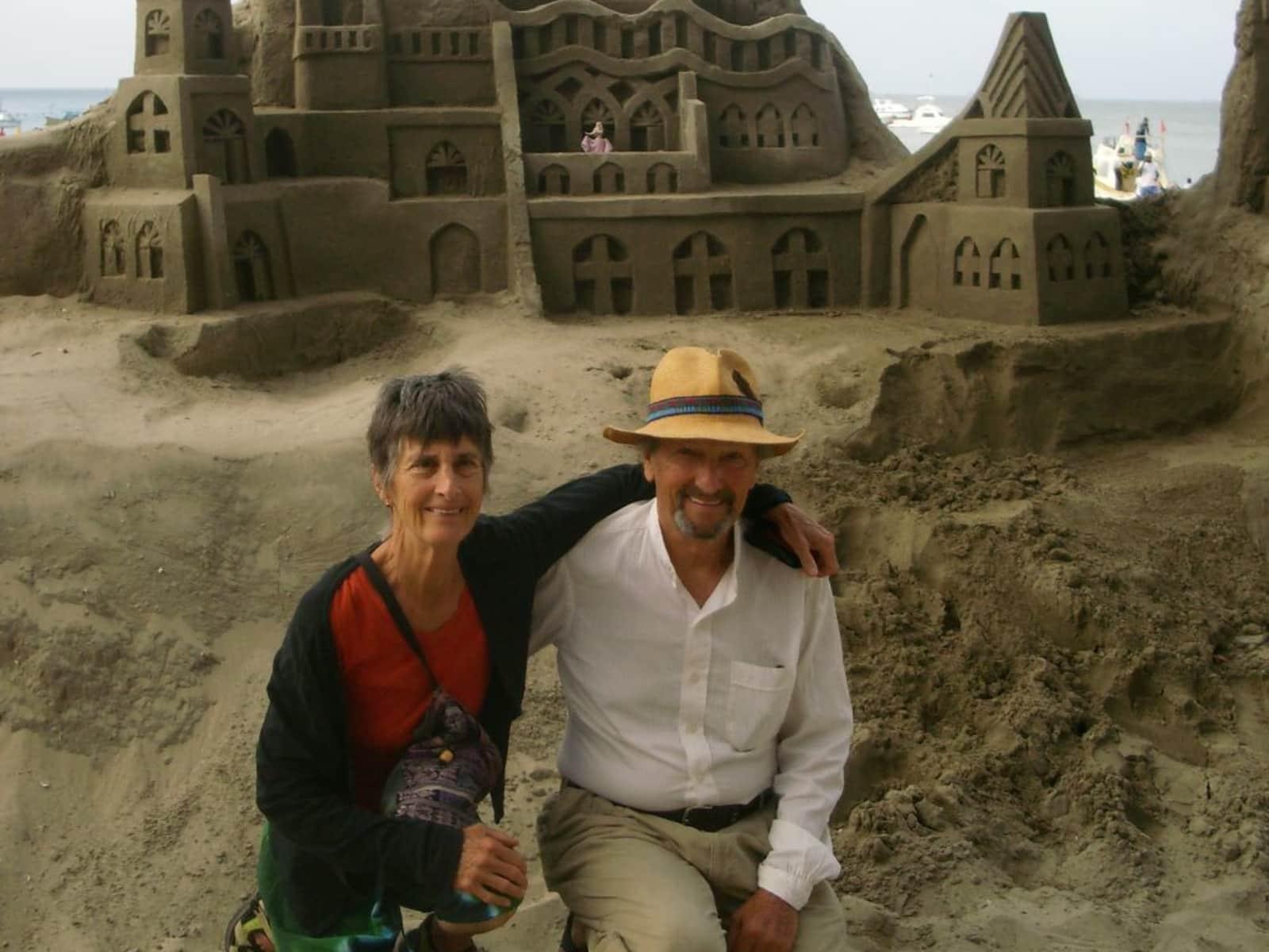 Jacqui & David from Maricopa, Arizona, United States
