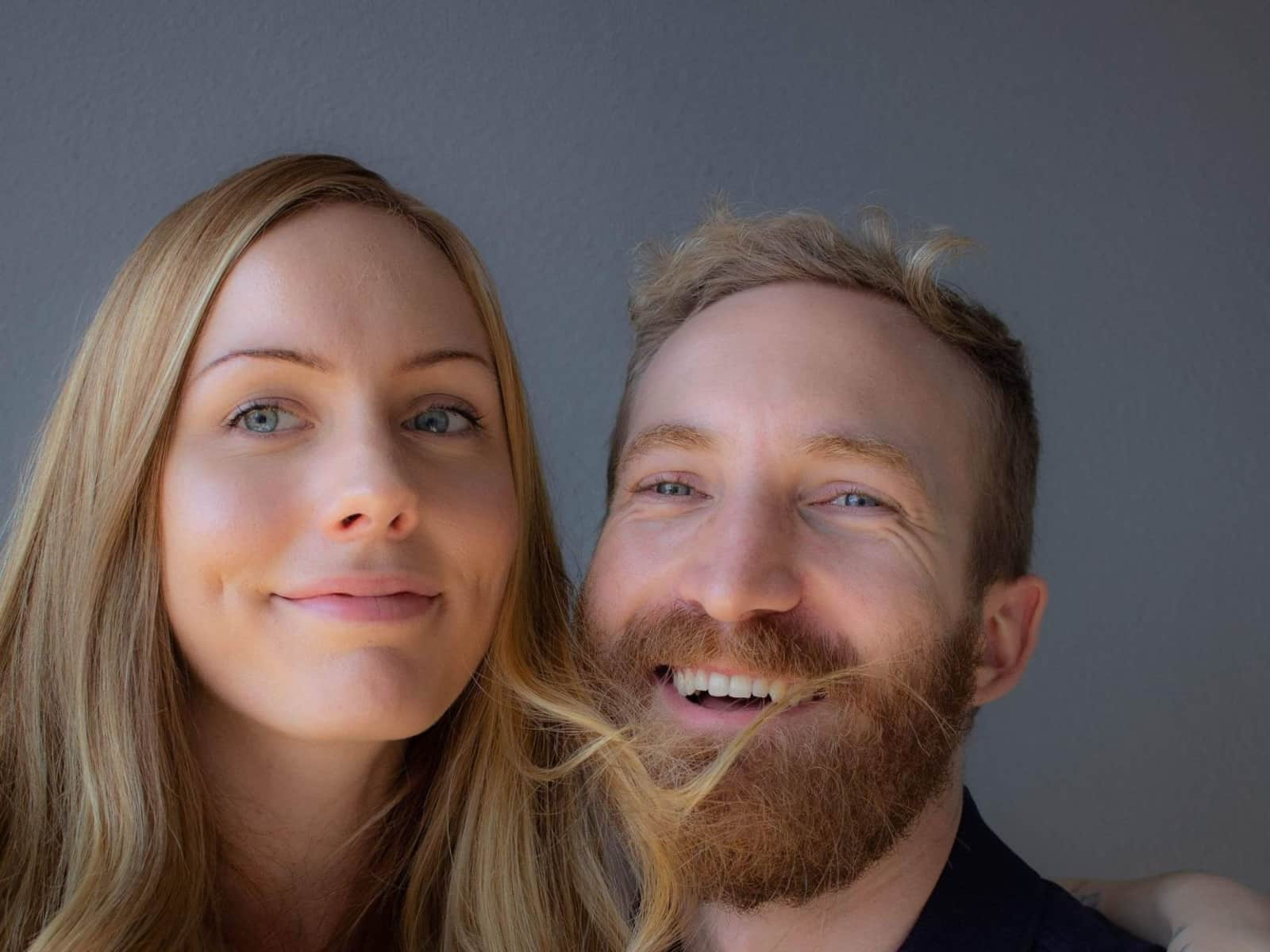Kathleen & Chace from Brisbane, Queensland, Australia