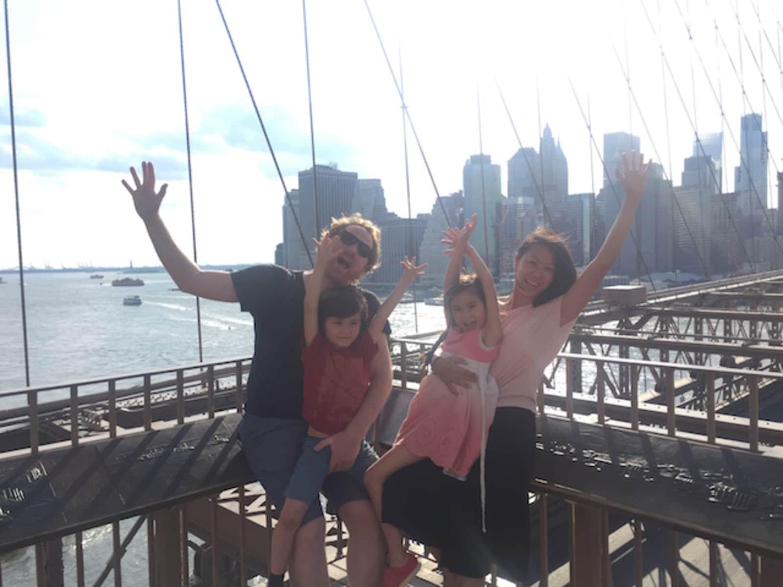 Cho & Kobe from New York City, New York, United States