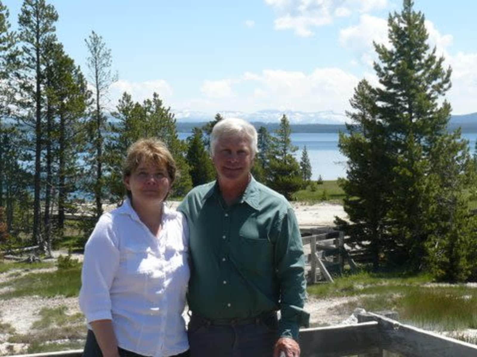 Karin & Dale from Dayton, Washington, United States