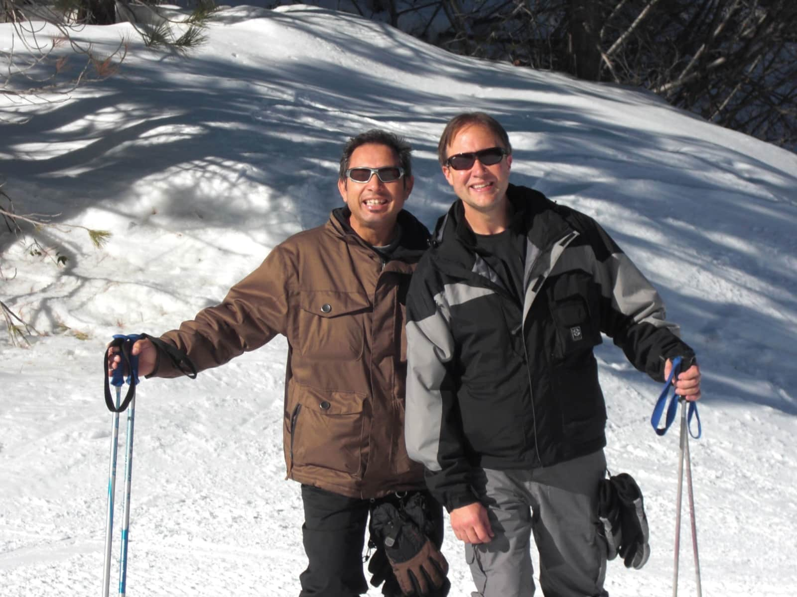 Marc & Peter from Reno, Nevada, United States