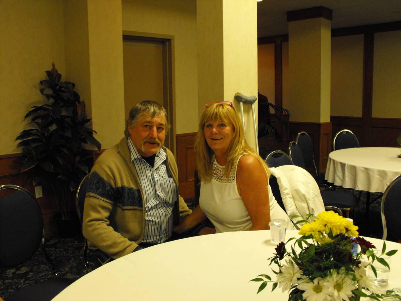 Darlene & Brian from Nakusp, British Columbia, Canada