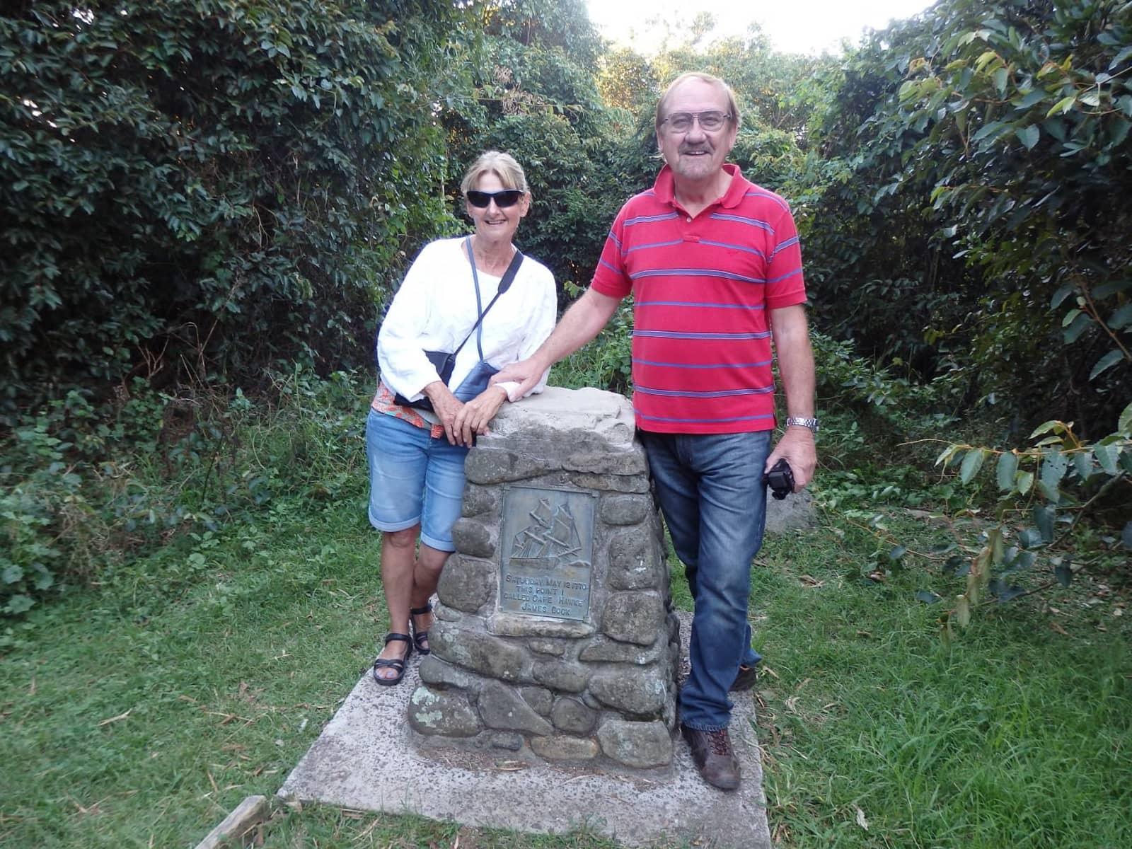 Paul michael & Lorraine joy from Mount Eliza, Victoria, Australia