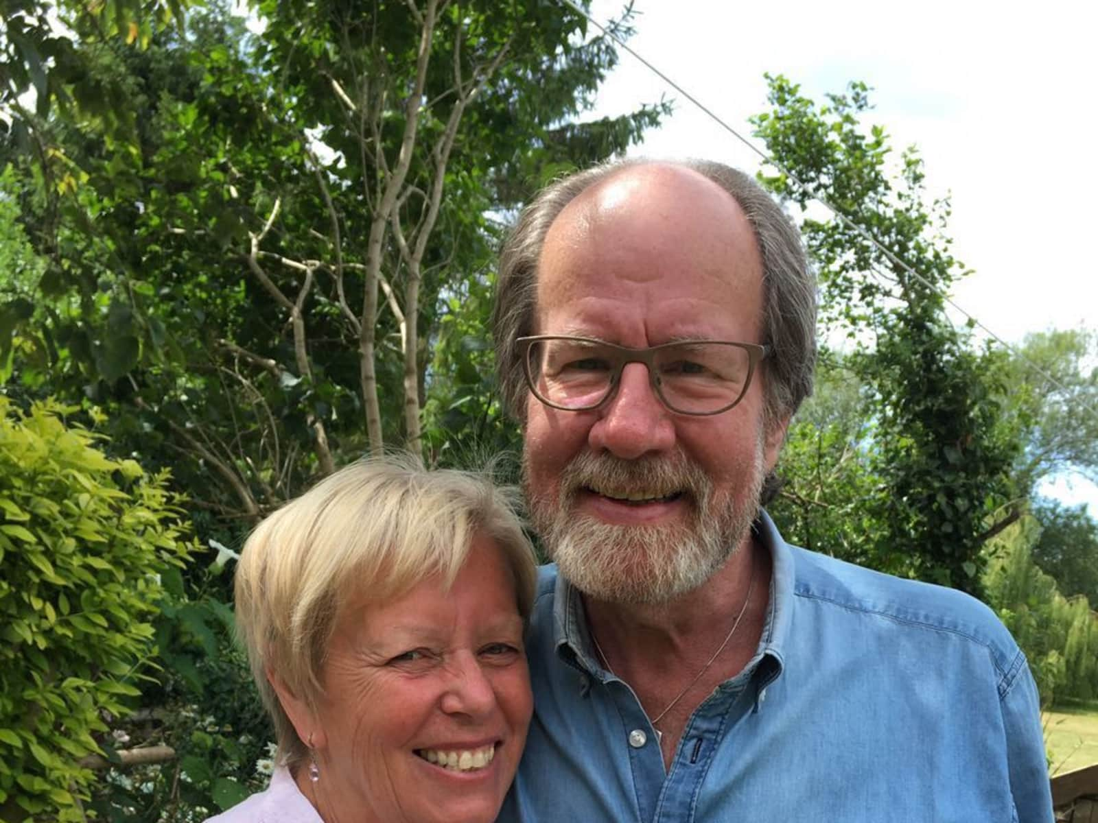 Richard & Diana from Hadleigh, United Kingdom