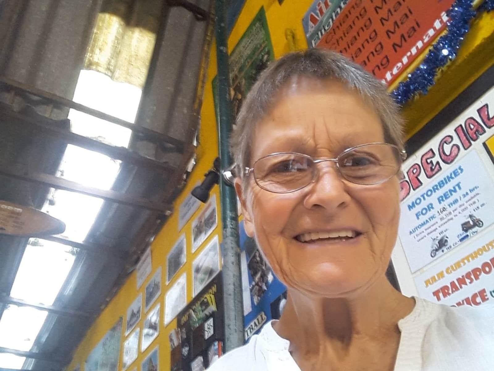 Ruth from Ballarat Central, Victoria, Australia