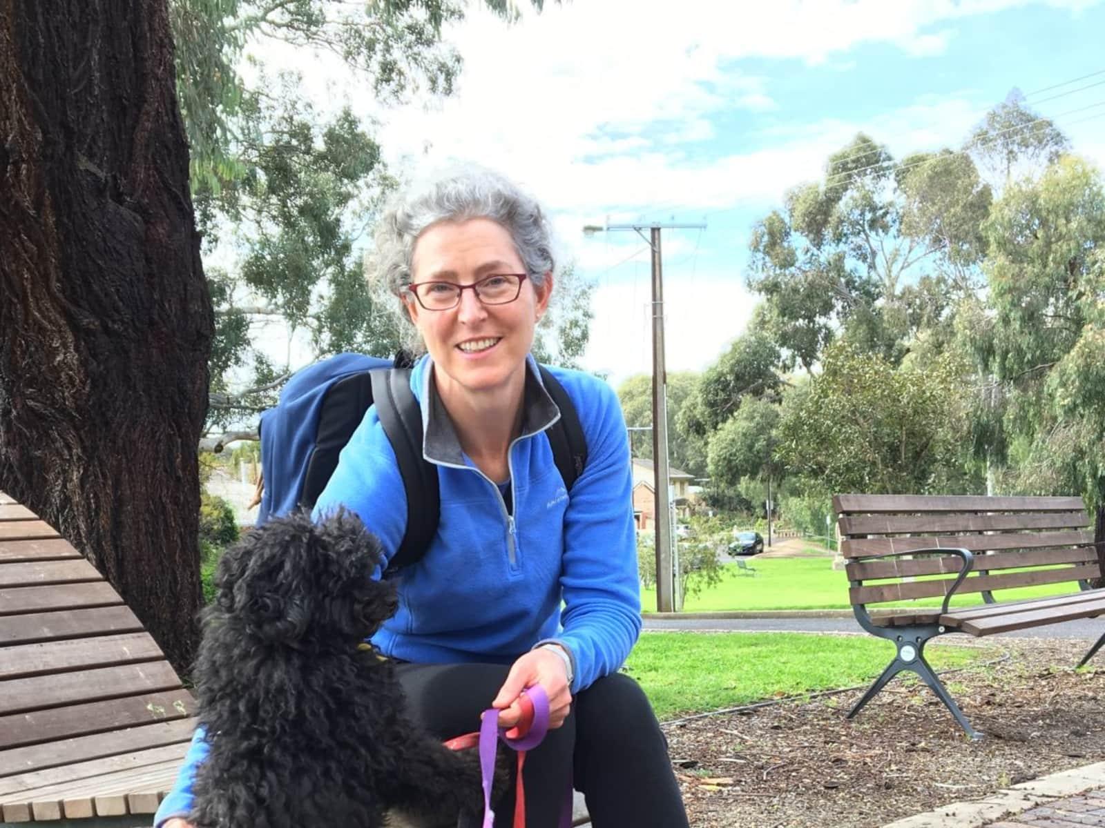Louise & Jean-pierre from Adelaide, South Australia, Australia