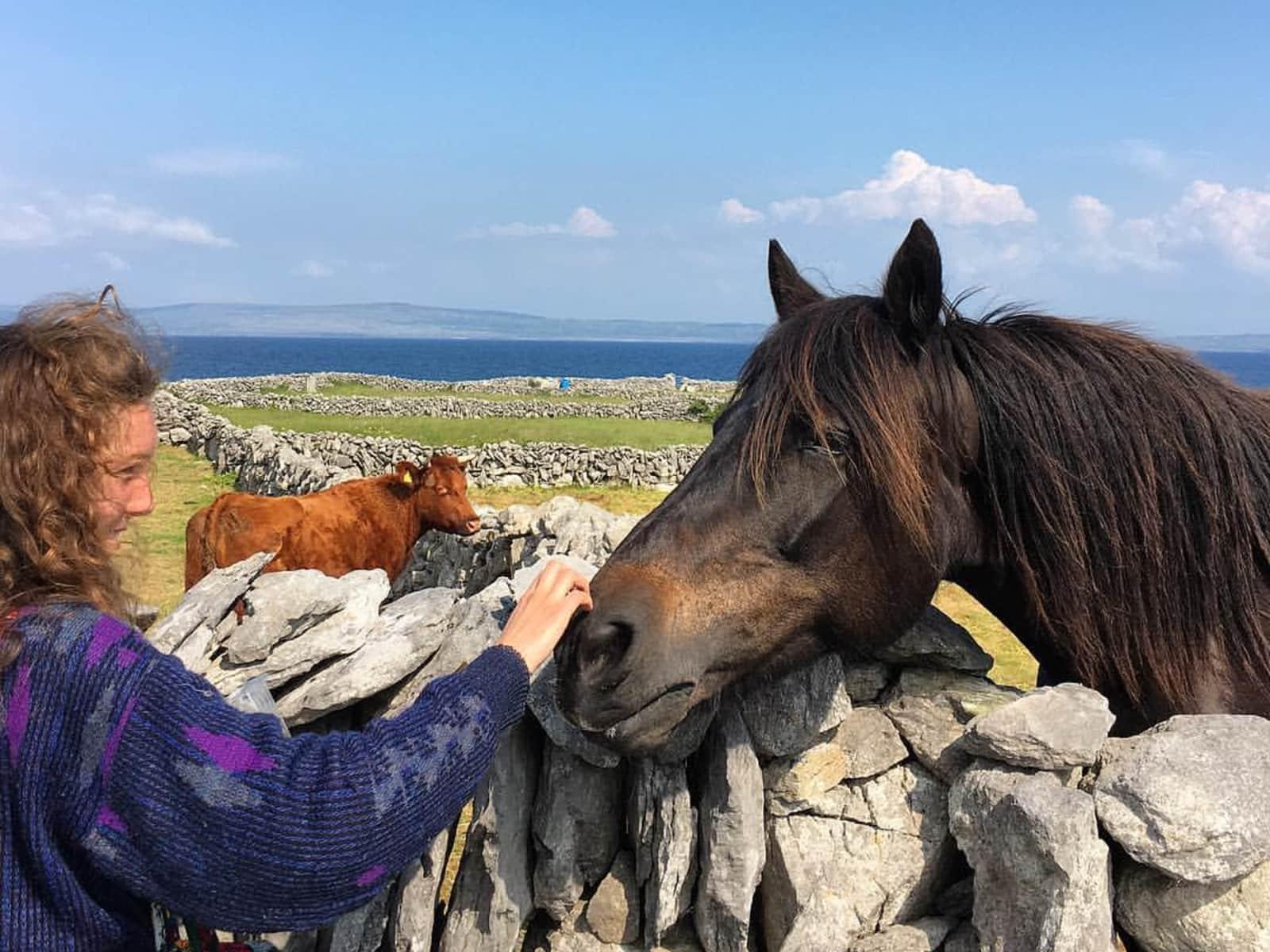 Anna from Cork, Ireland
