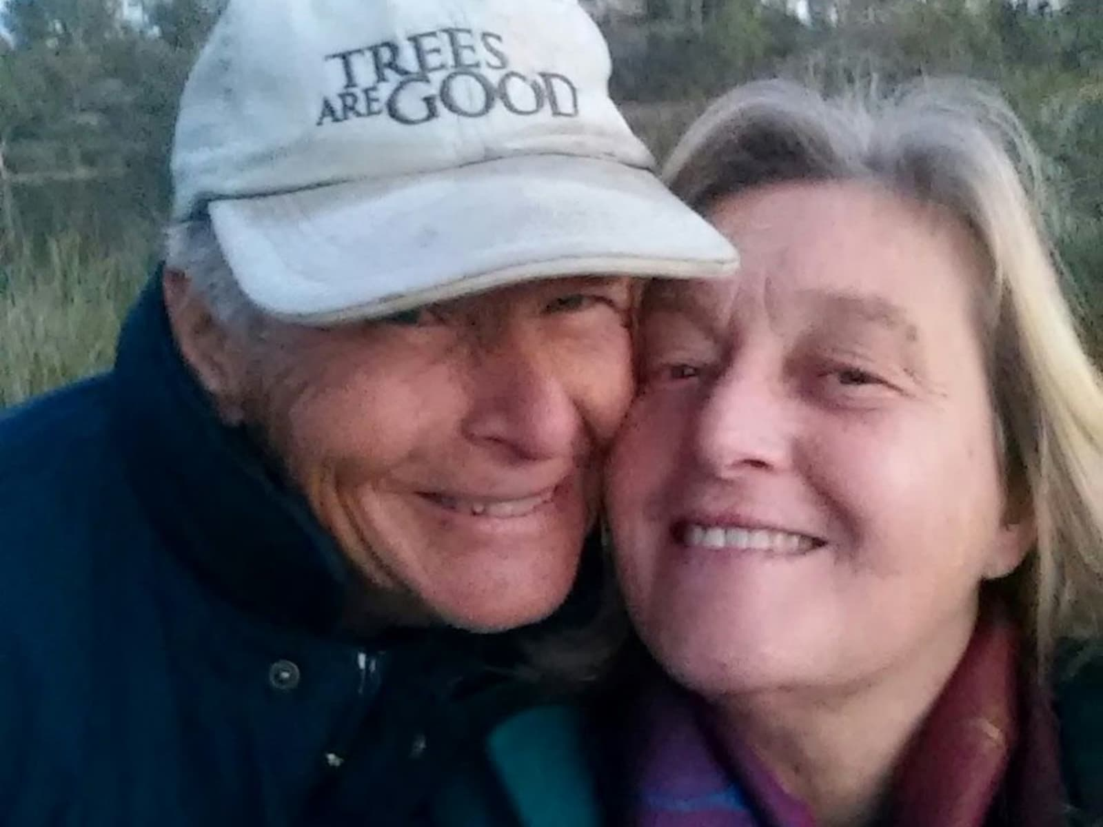 Robin & Steven from San Diego, California, United States