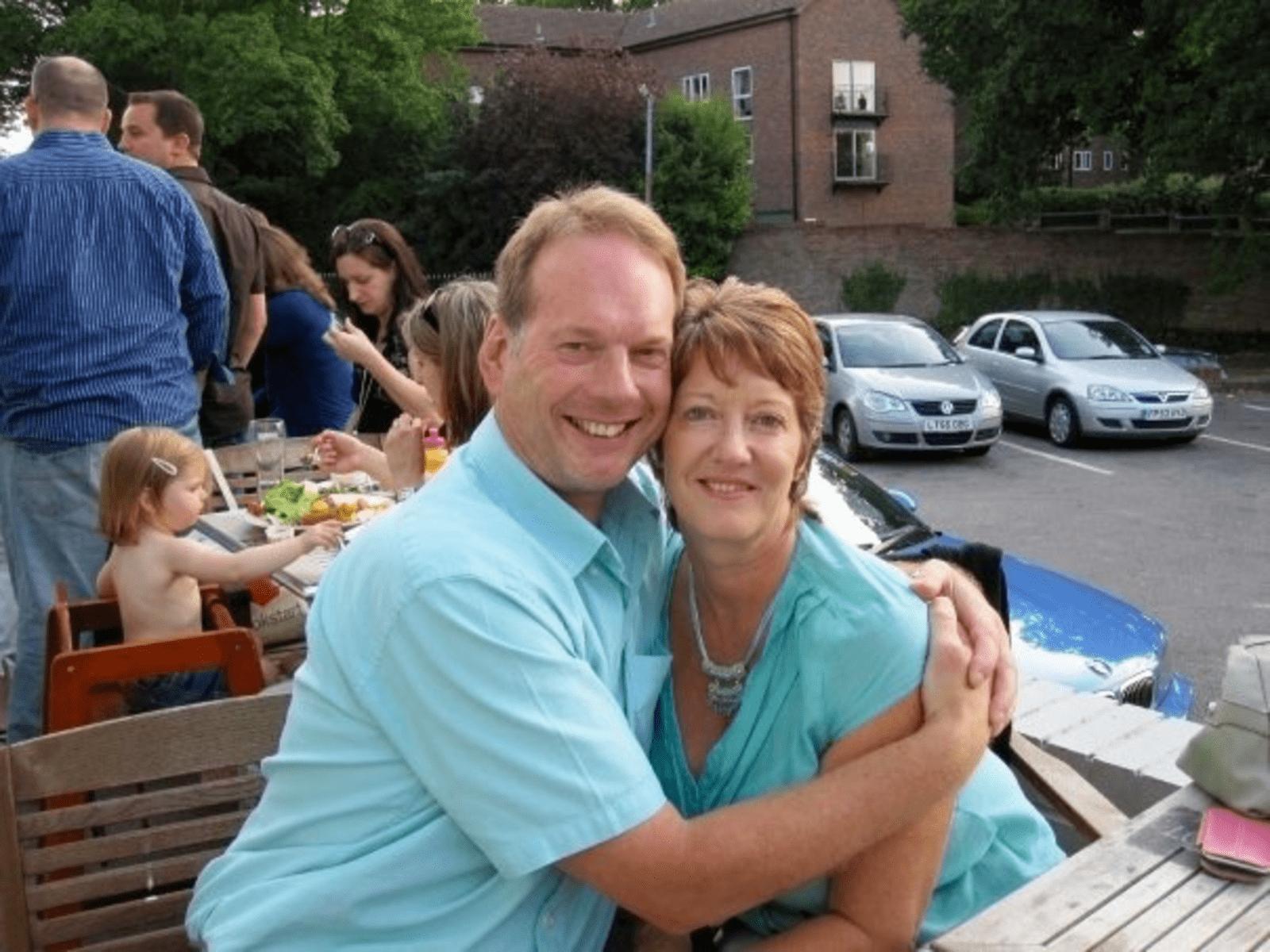Simon & Philippa from Billingshurst, United Kingdom