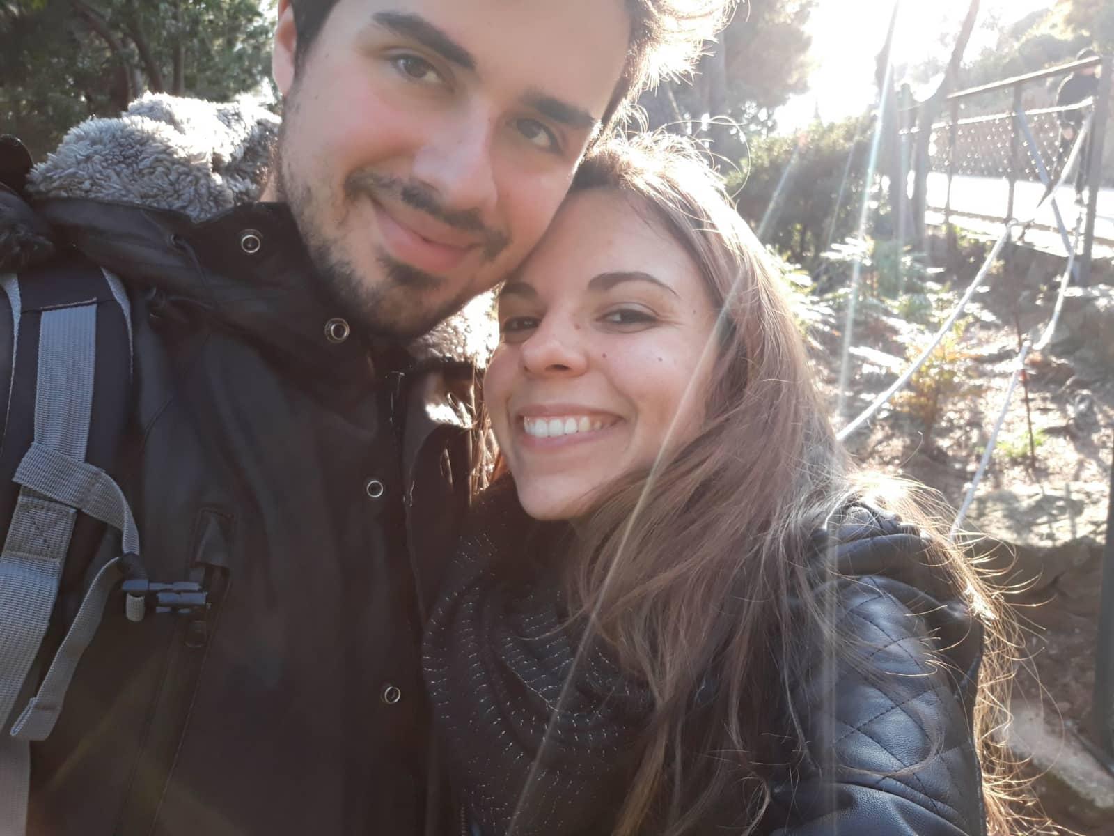 Maria & David from Sevilla, Spain