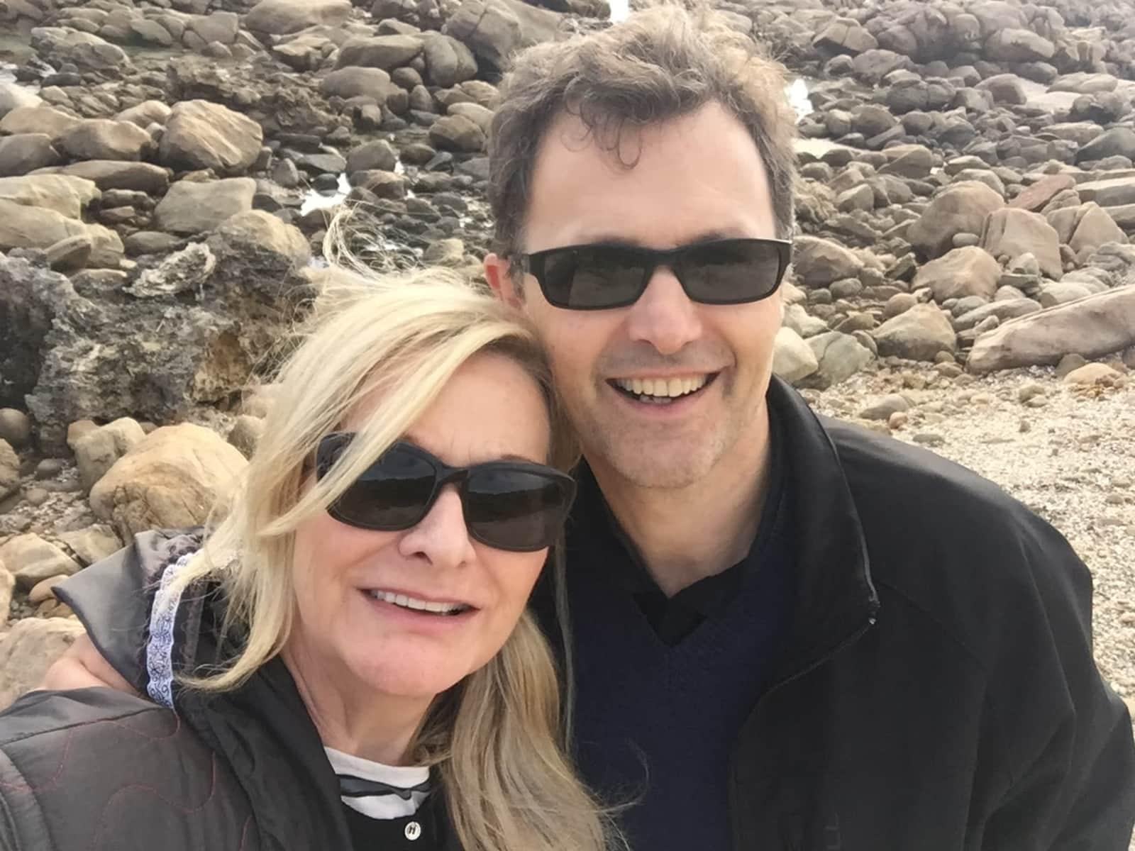 Liz & Simon from Perth, Western Australia, Australia
