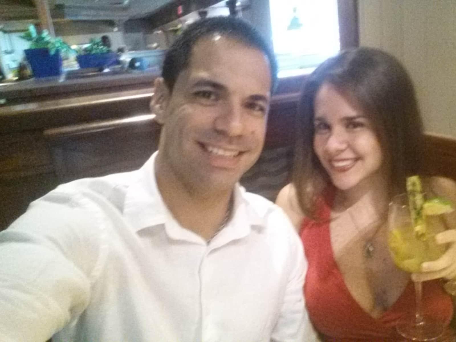 Edwin & Angela from Simpsonville, South Carolina, United States
