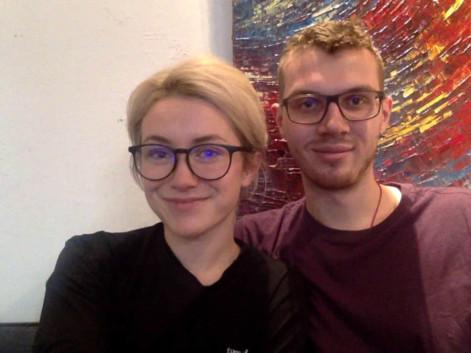 Kiersten & Jelle from Toronto, Ontario, Canada