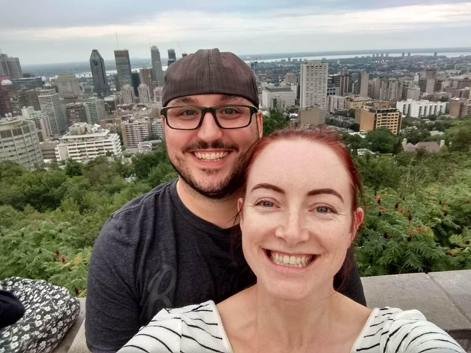 Emma & Jon from Saskatoon, Saskatchewan, Canada