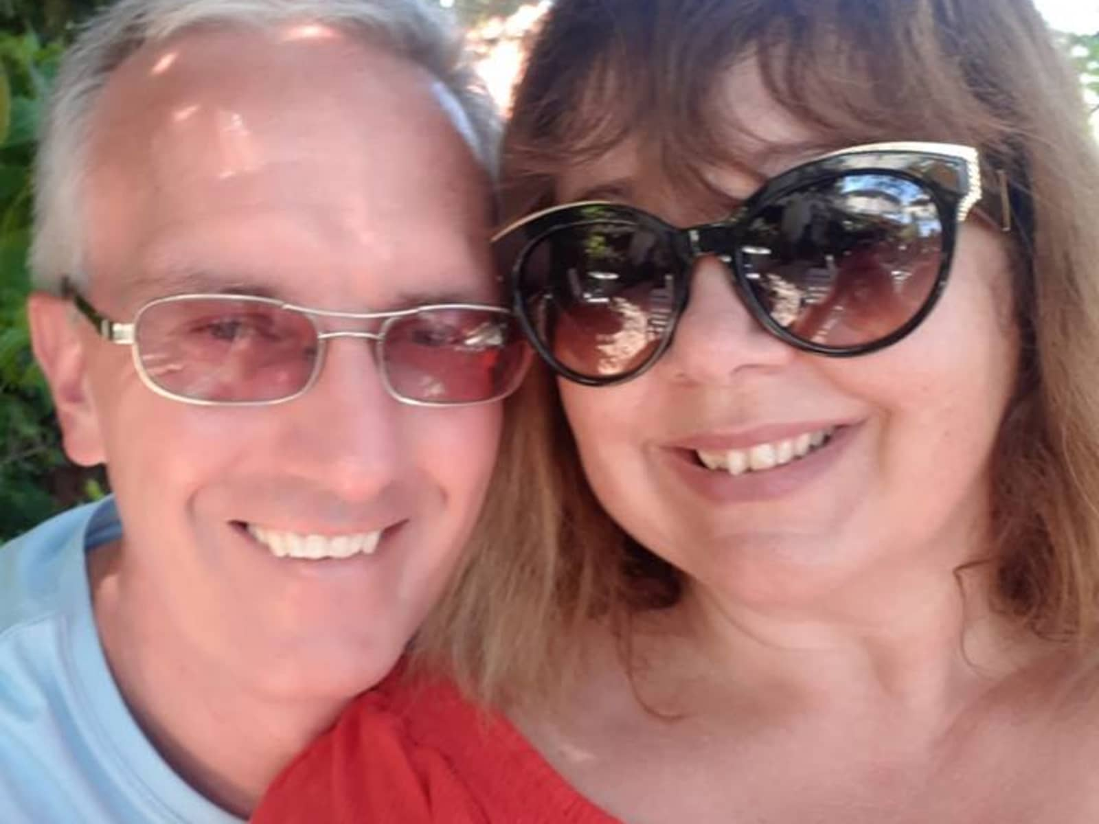 Paul & Tracey from Nottingham, United Kingdom