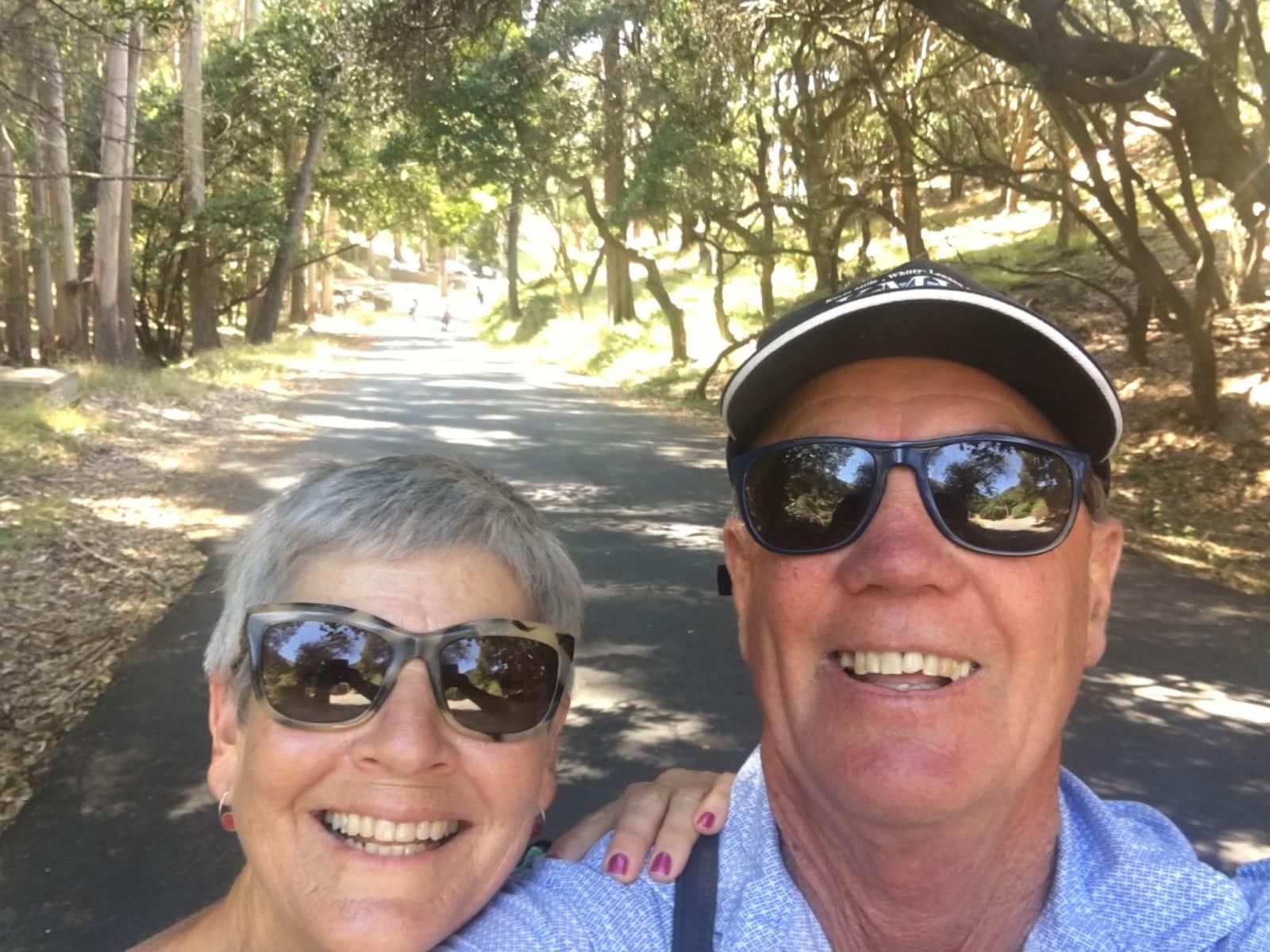 Lyndall & Greg from Wodonga, Victoria, Australia