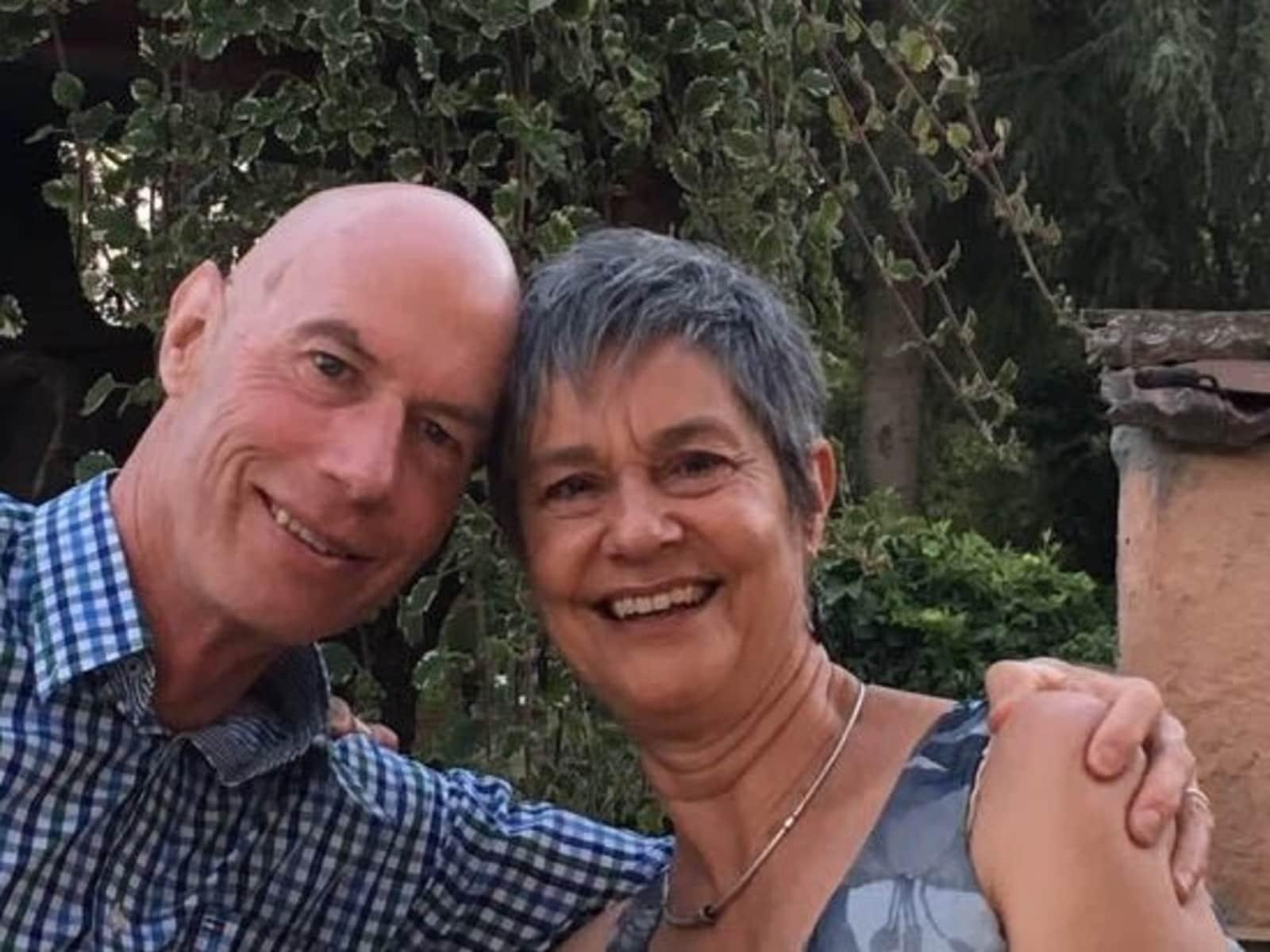 Ross & Margaret from Devonport, Tasmania, Australia