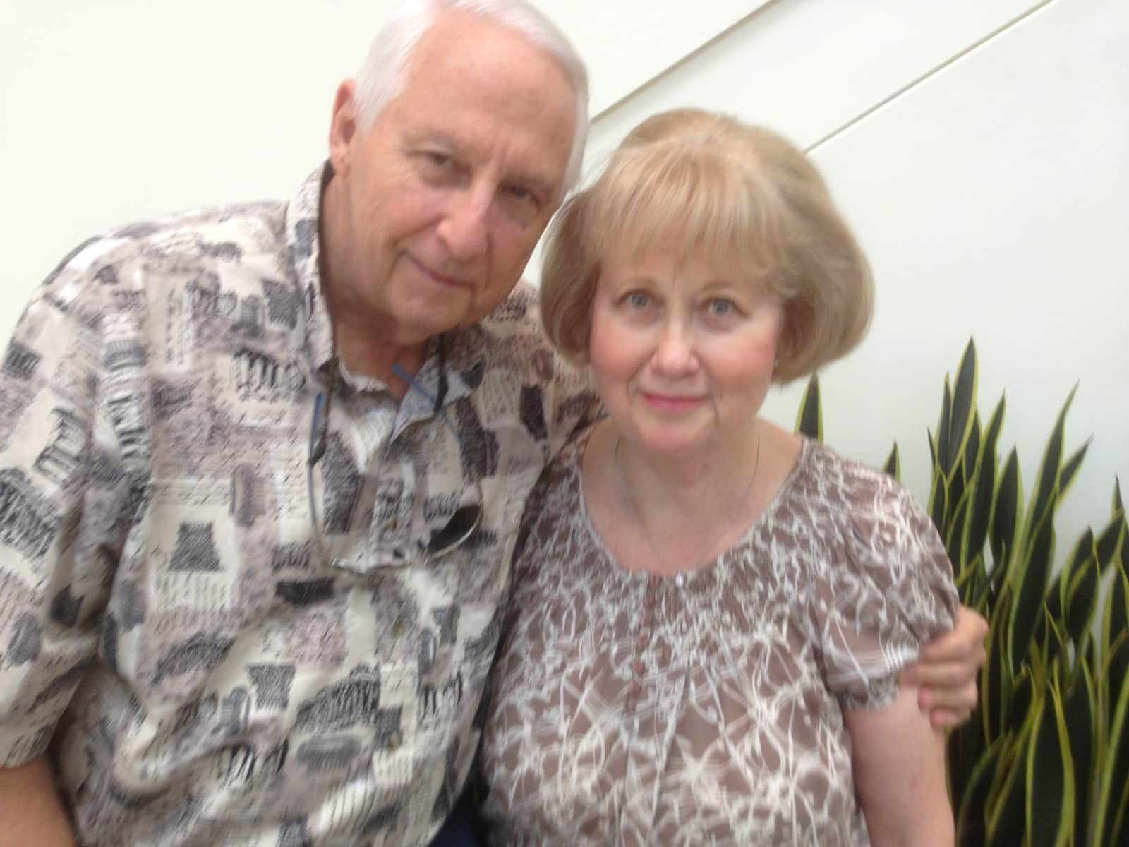 James & Carol from Tallahassee, Florida, United States