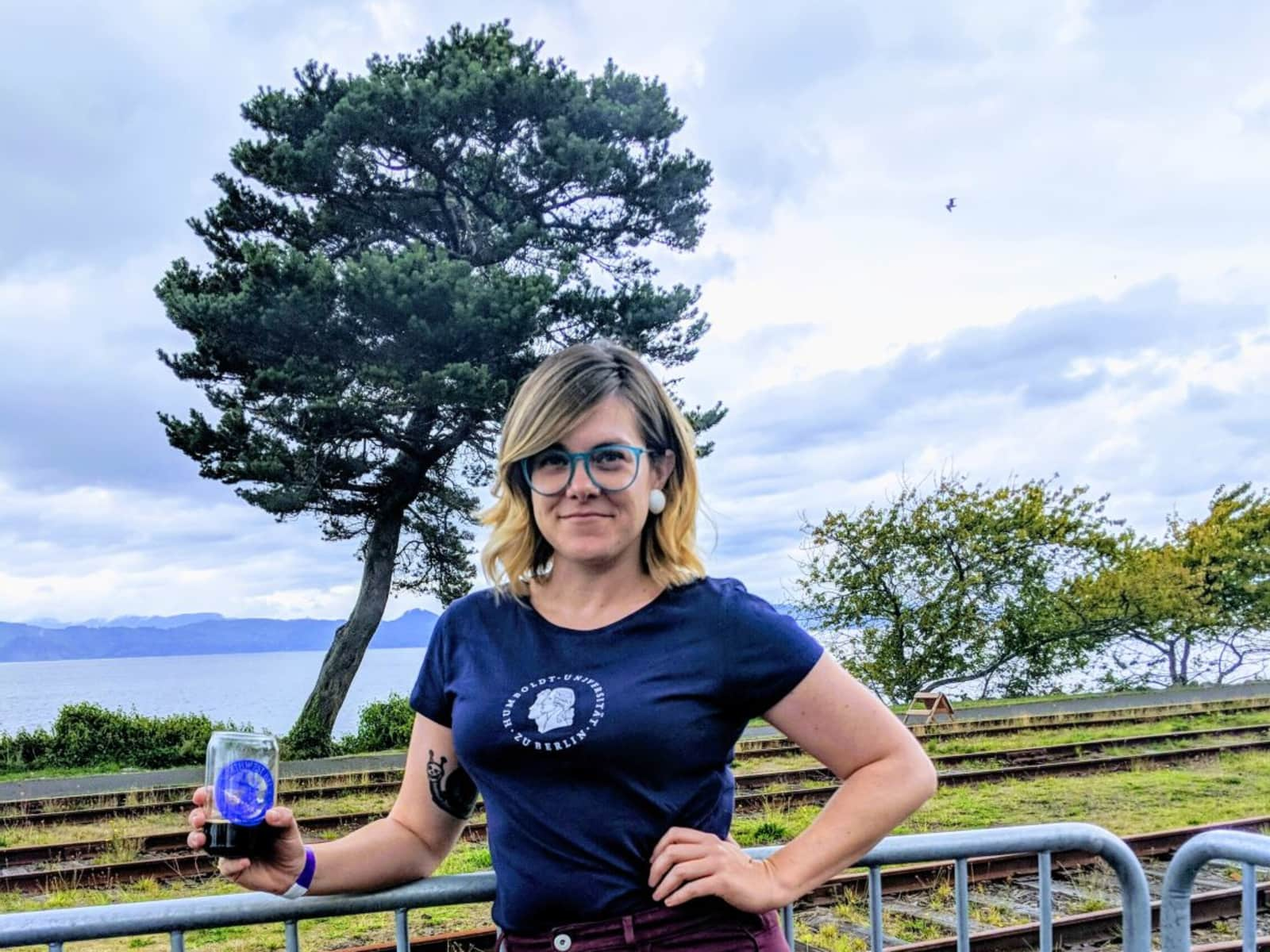 Laura from Astoria, Oregon, United States