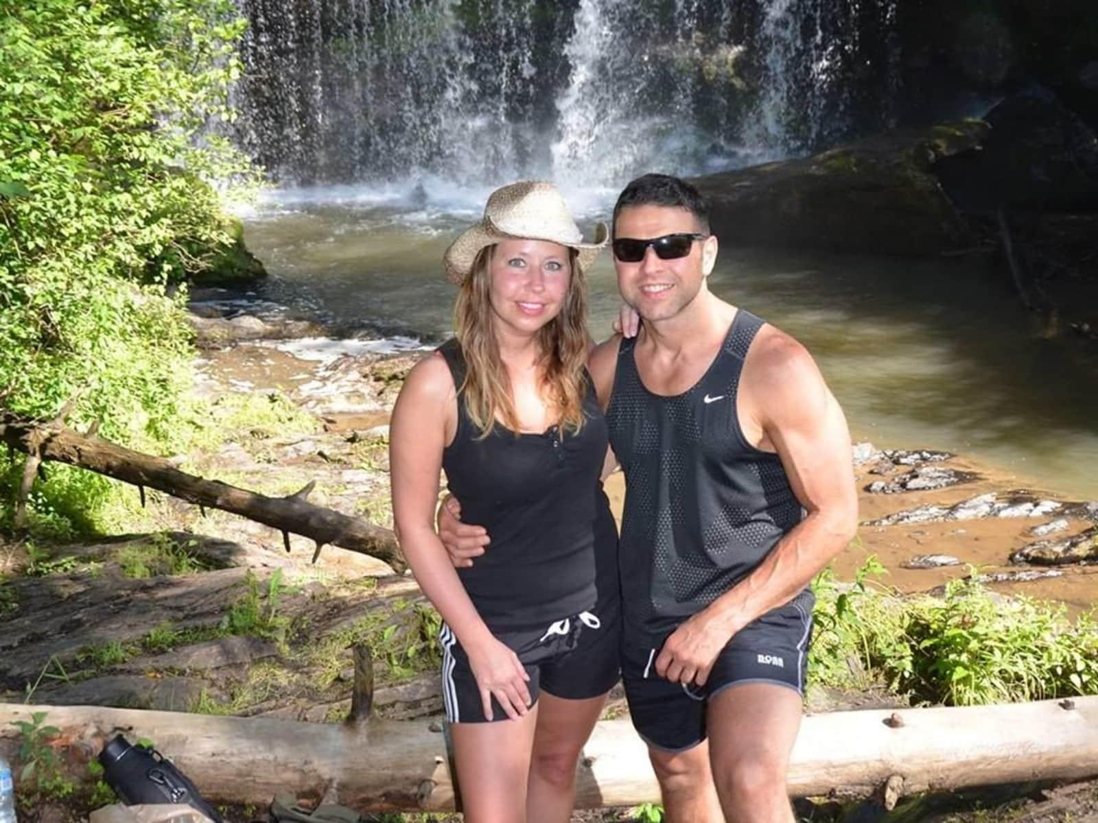 Rob & Morgan from Sumter, South Carolina, United States