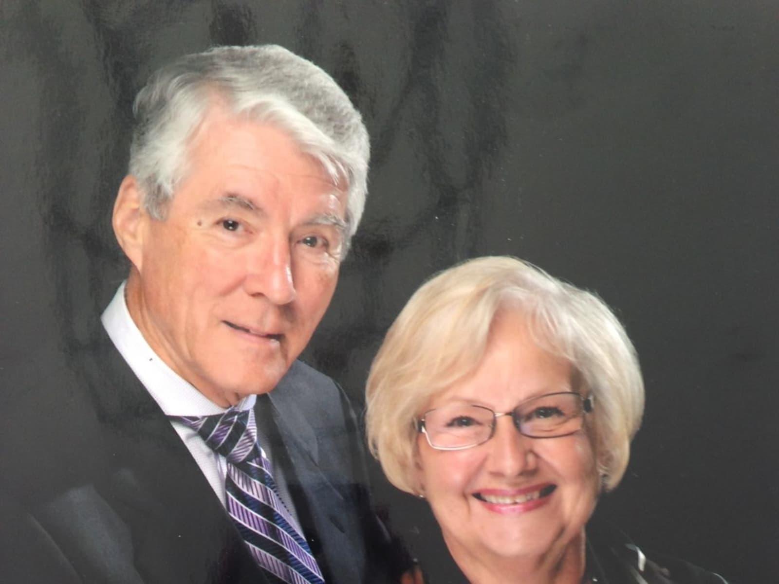 Dave & Elaine from Calgary, Alberta, Canada