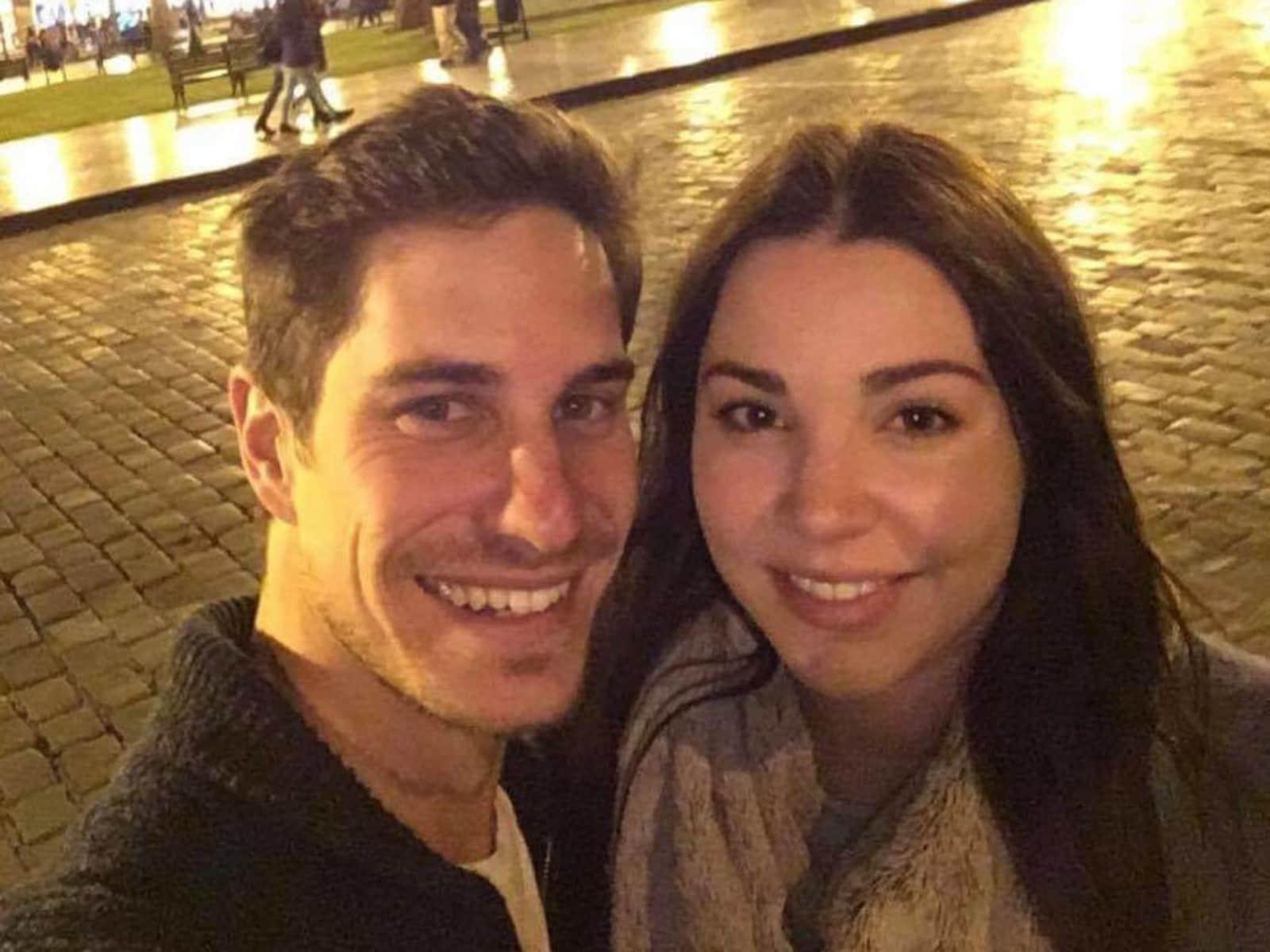 Maddison & Luke from London, United Kingdom
