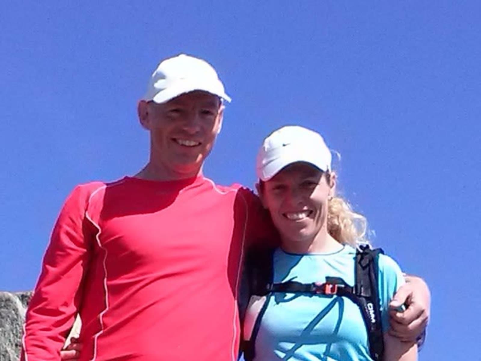 Keri & Rob from Lower Hutt, New Zealand