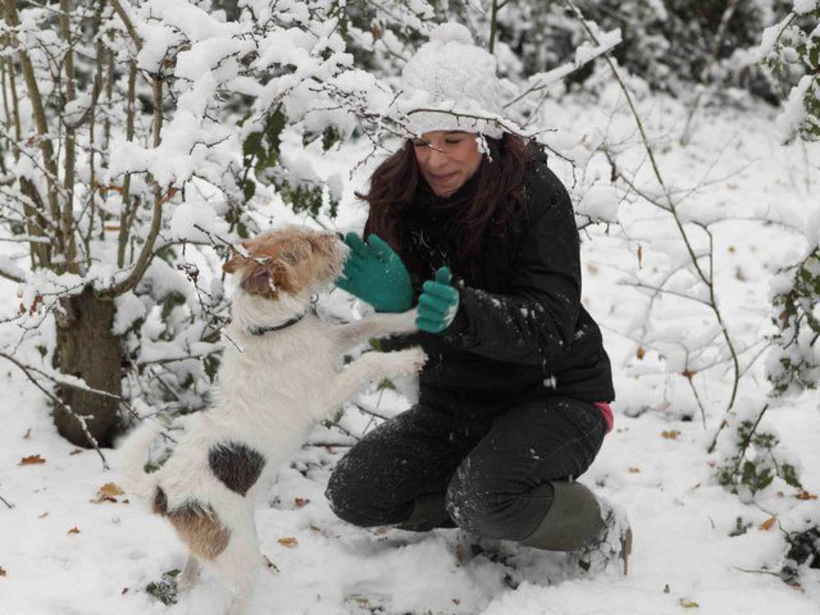 Martha from London, United Kingdom