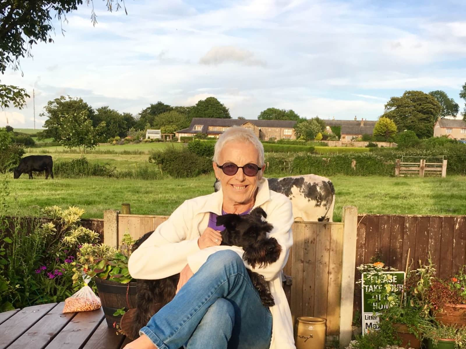 Wendy from Lancaster, United Kingdom