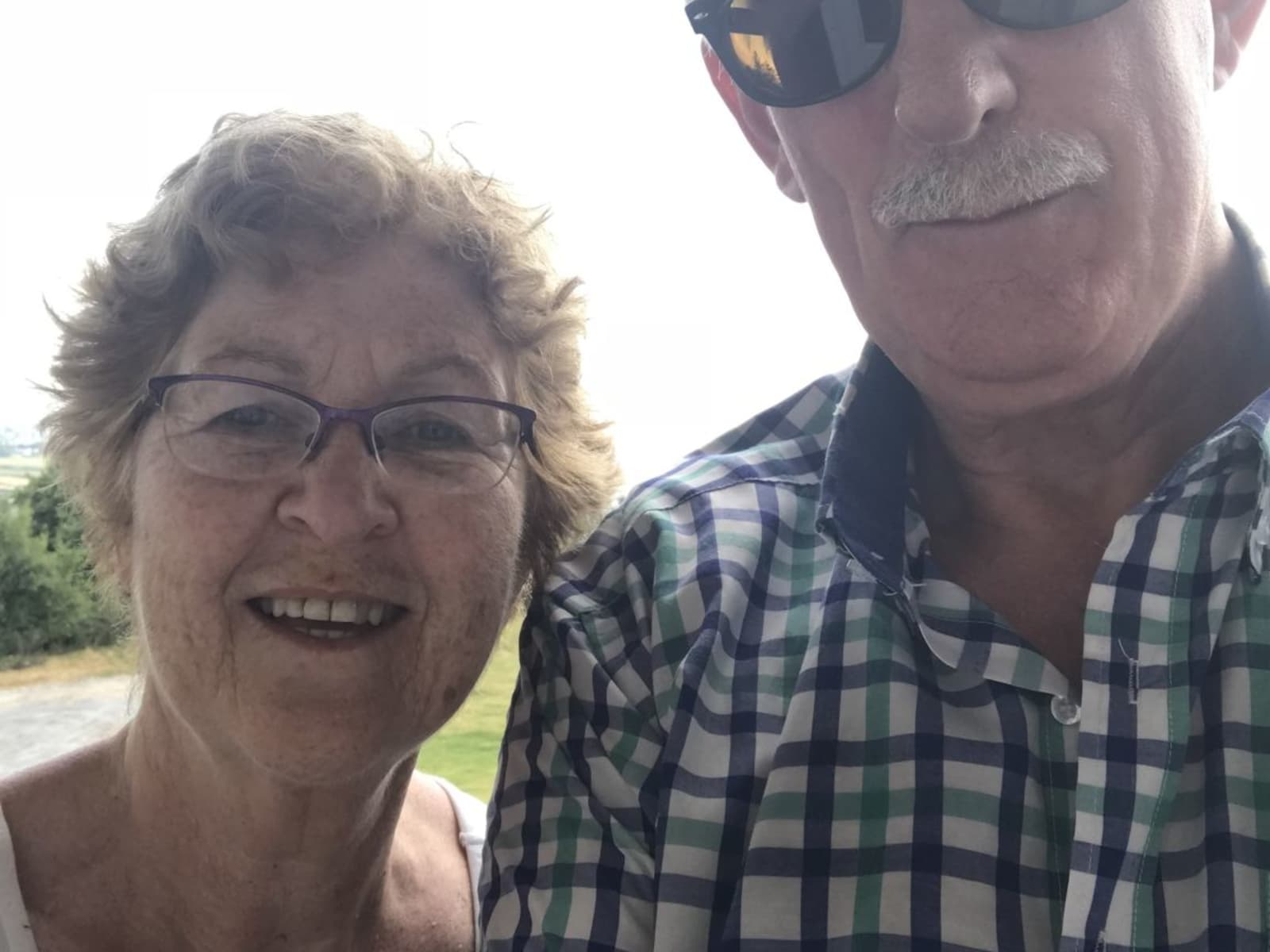 Nicola & Grahame from Dungarvan, Ireland