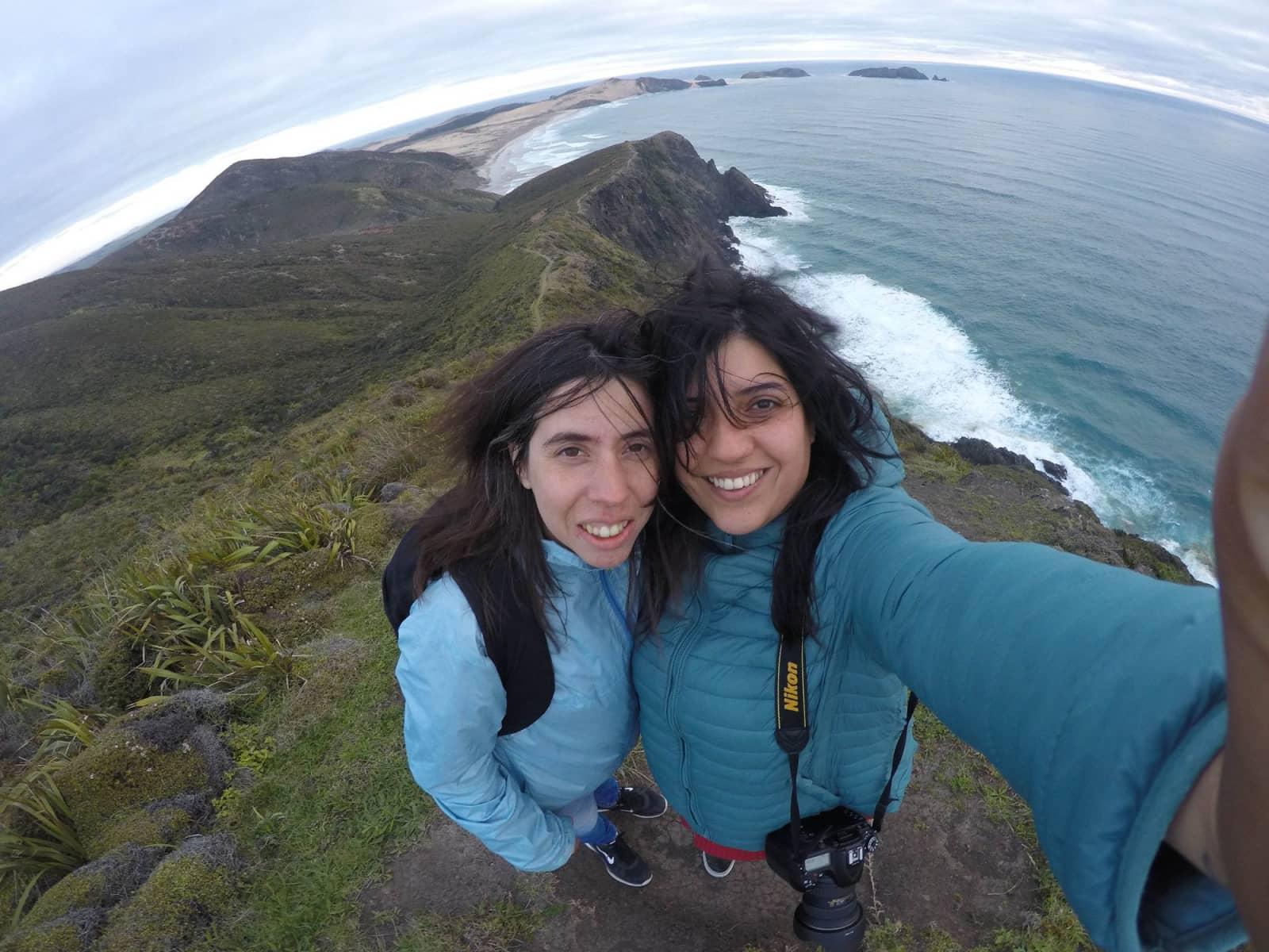 Vanessa & Maria alejandra from Auckland, New Zealand