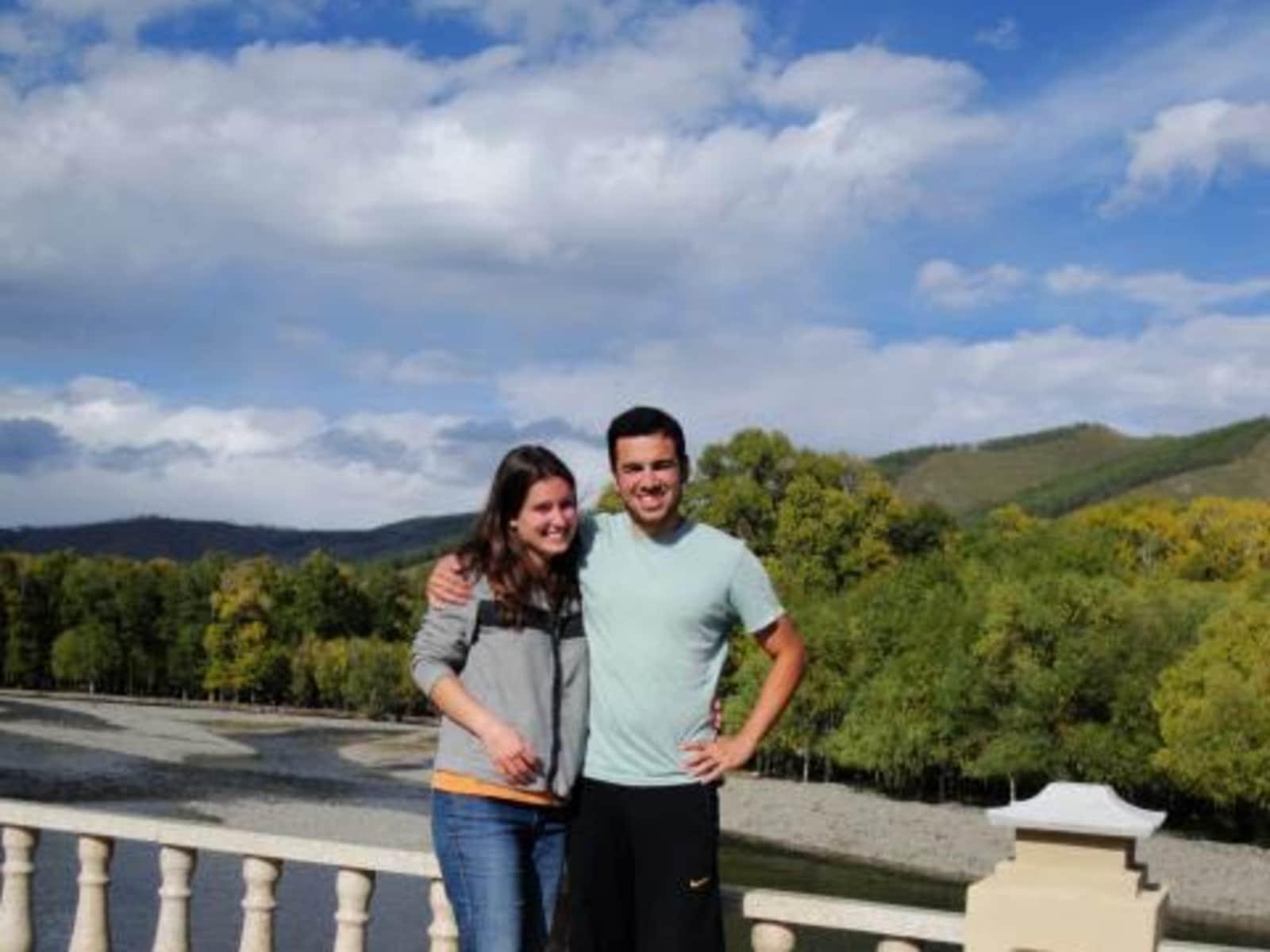 Rolly & Shauna from Phoenix, Oregon, United States