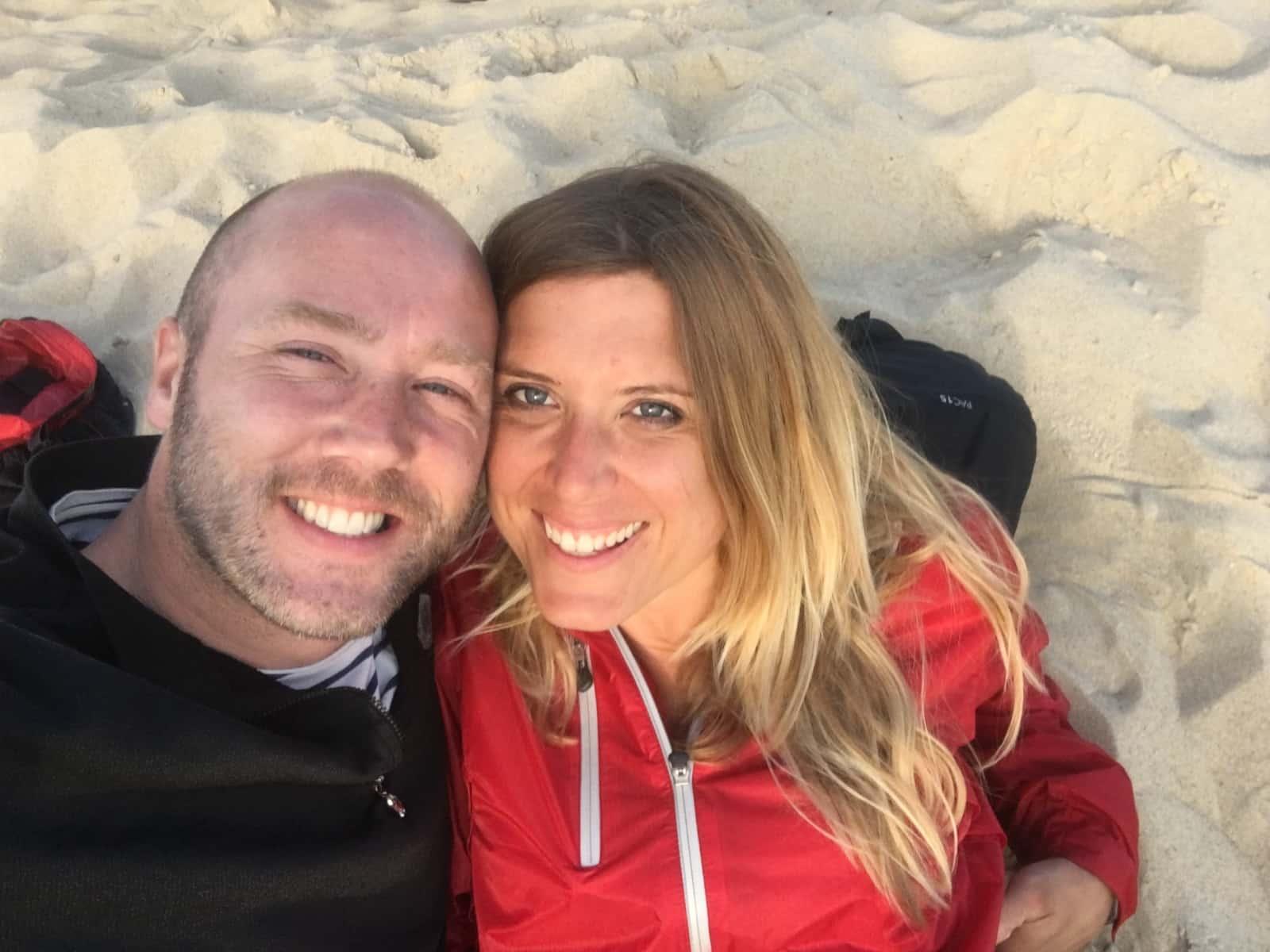 Kris & Jill from Hythe, United Kingdom