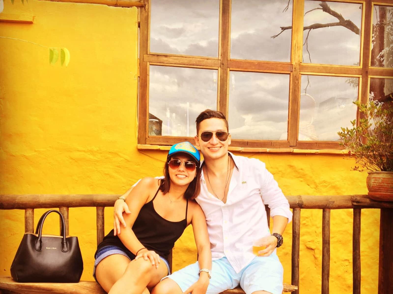 Carolina & Antonio from Sydney, New South Wales, Australia