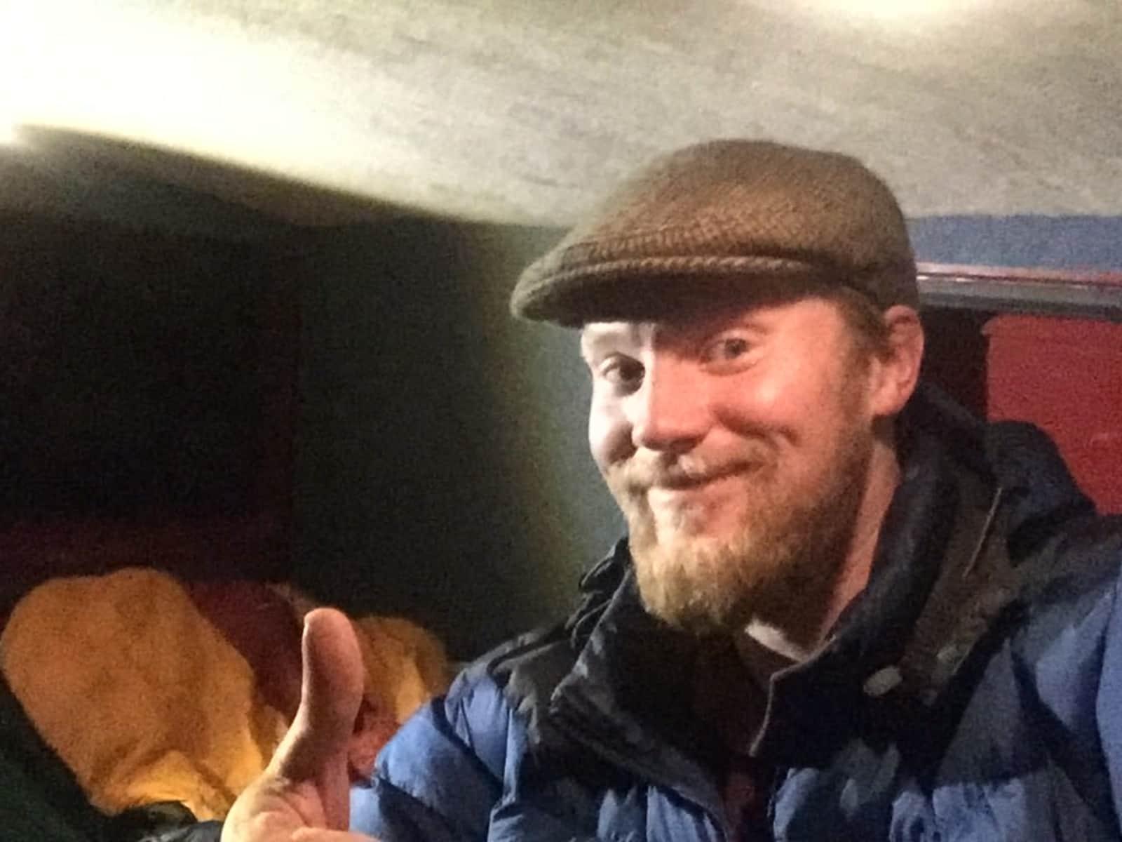James from Kendal, United Kingdom