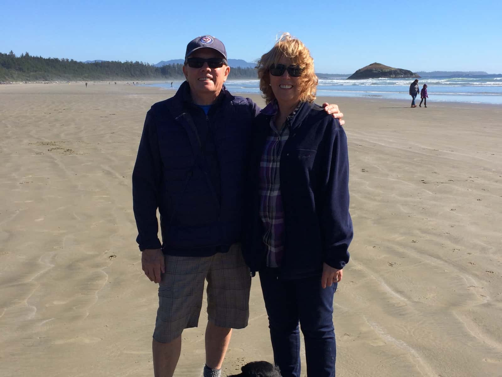 Jack & Gail from Vancouver, British Columbia, Canada