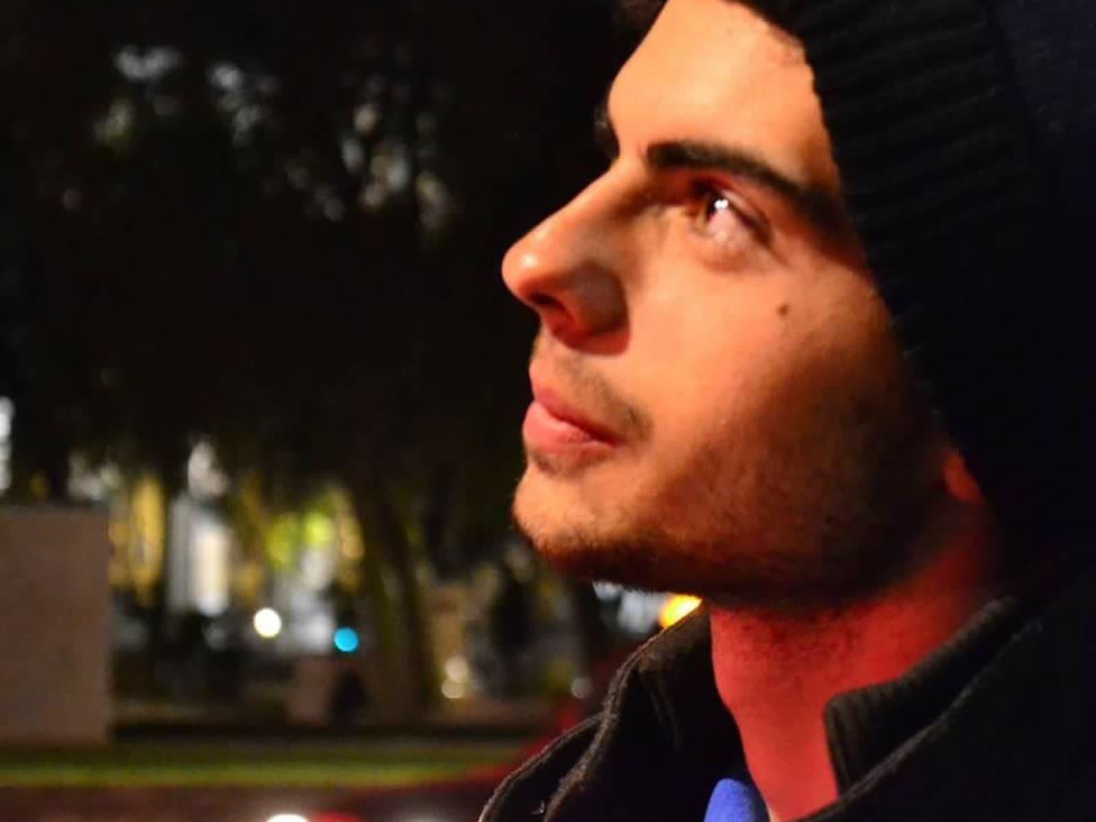 Darren from London, United Kingdom